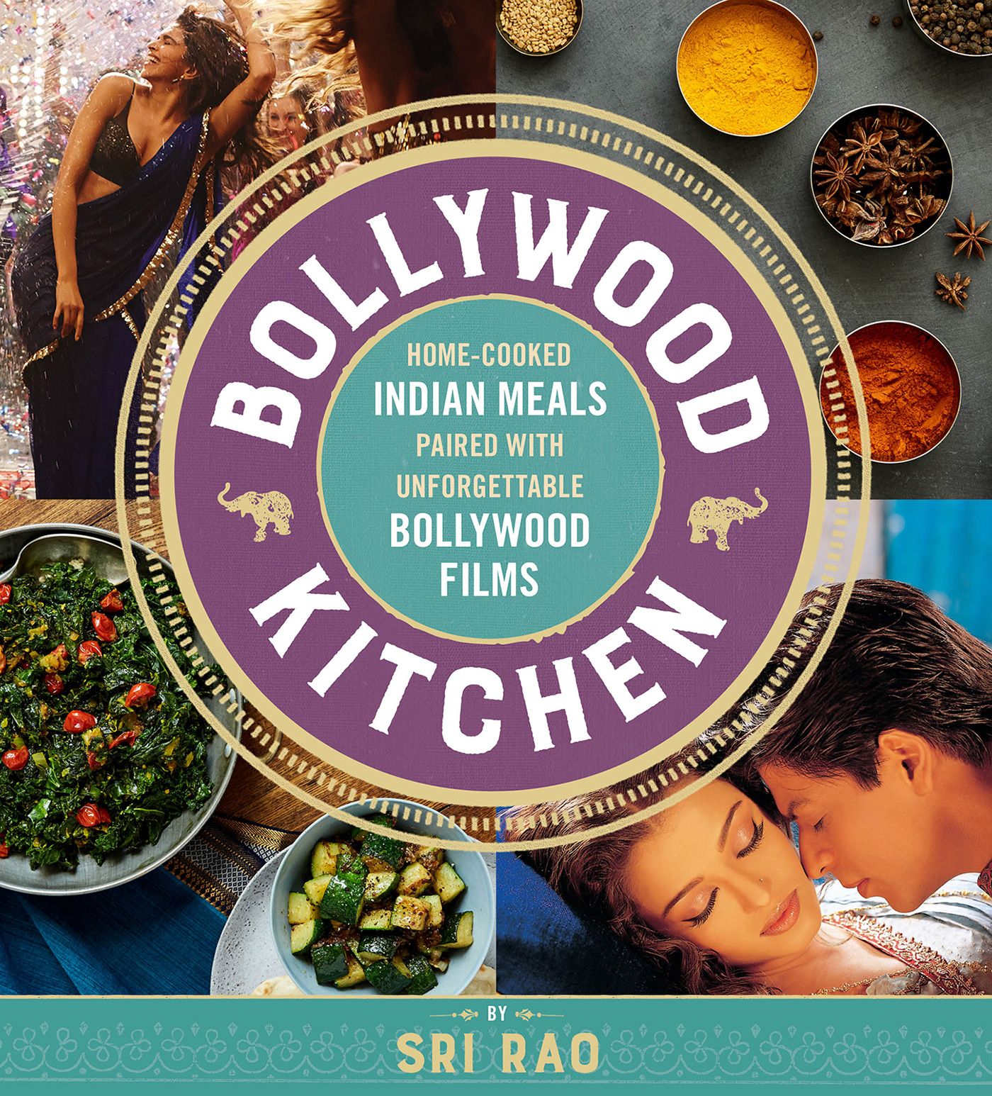 Bollywood Kitchen-9780544971257