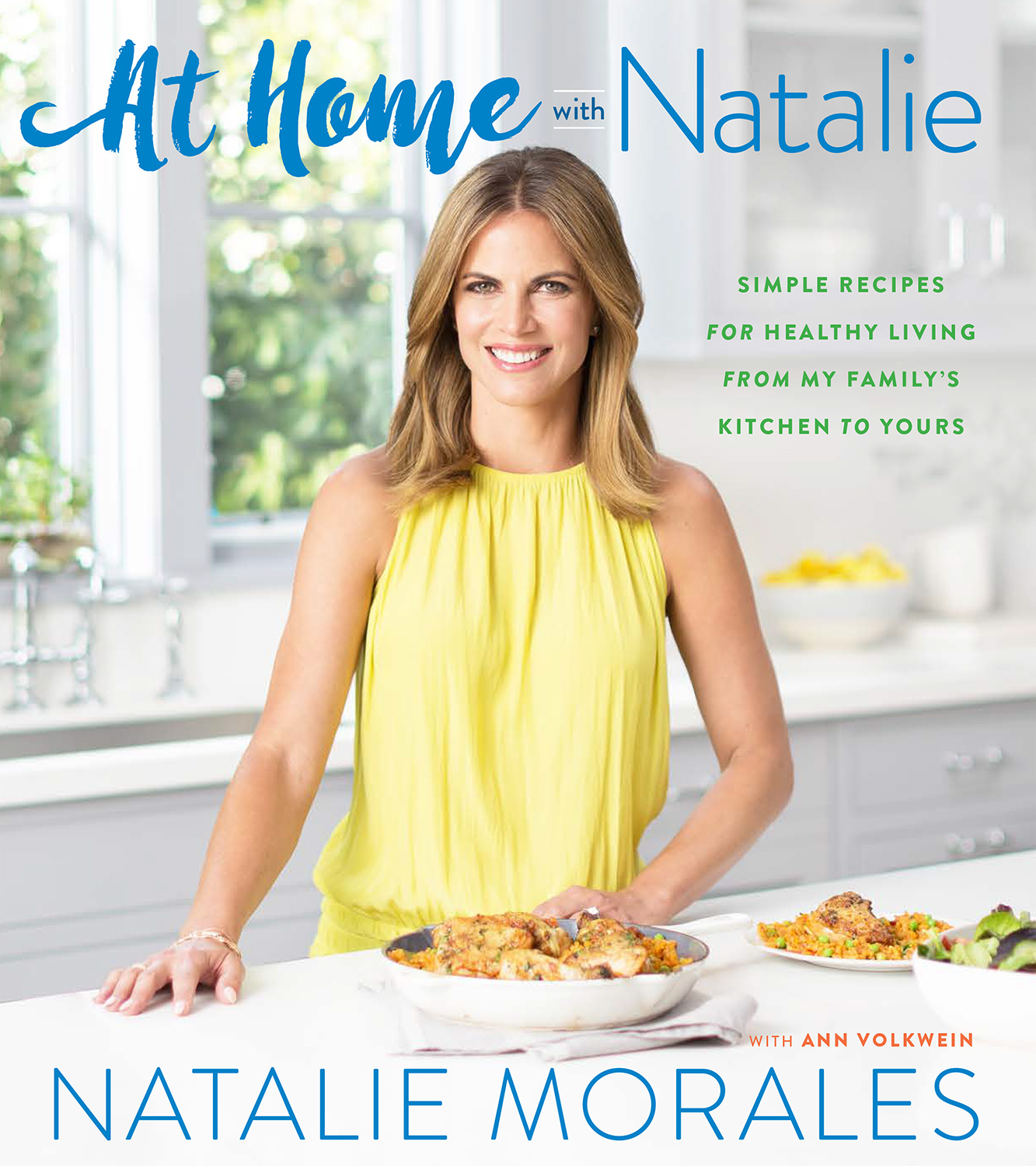 At Home with Natalie-9780544974494