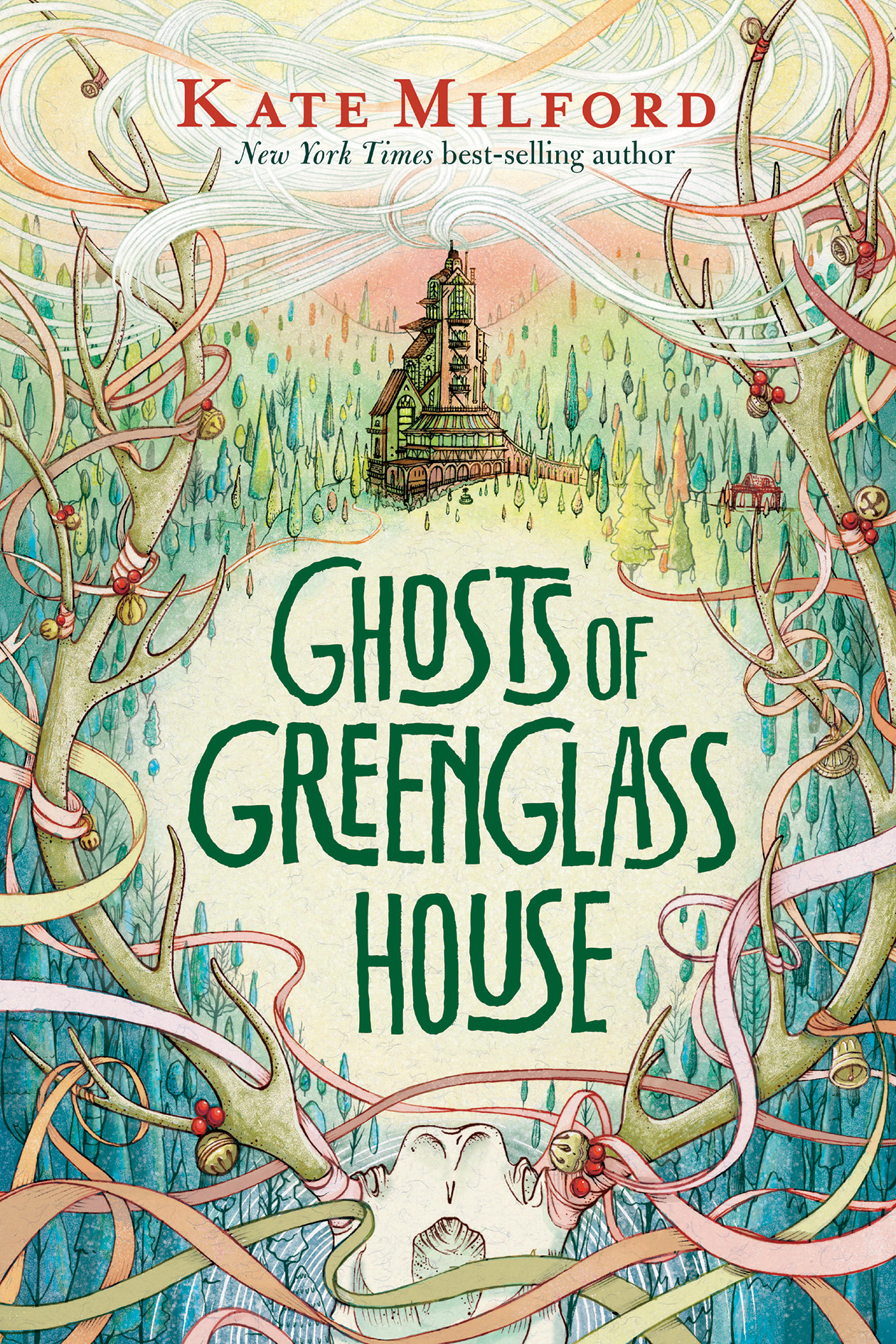 Ghosts of Greenglass House-9780544991460