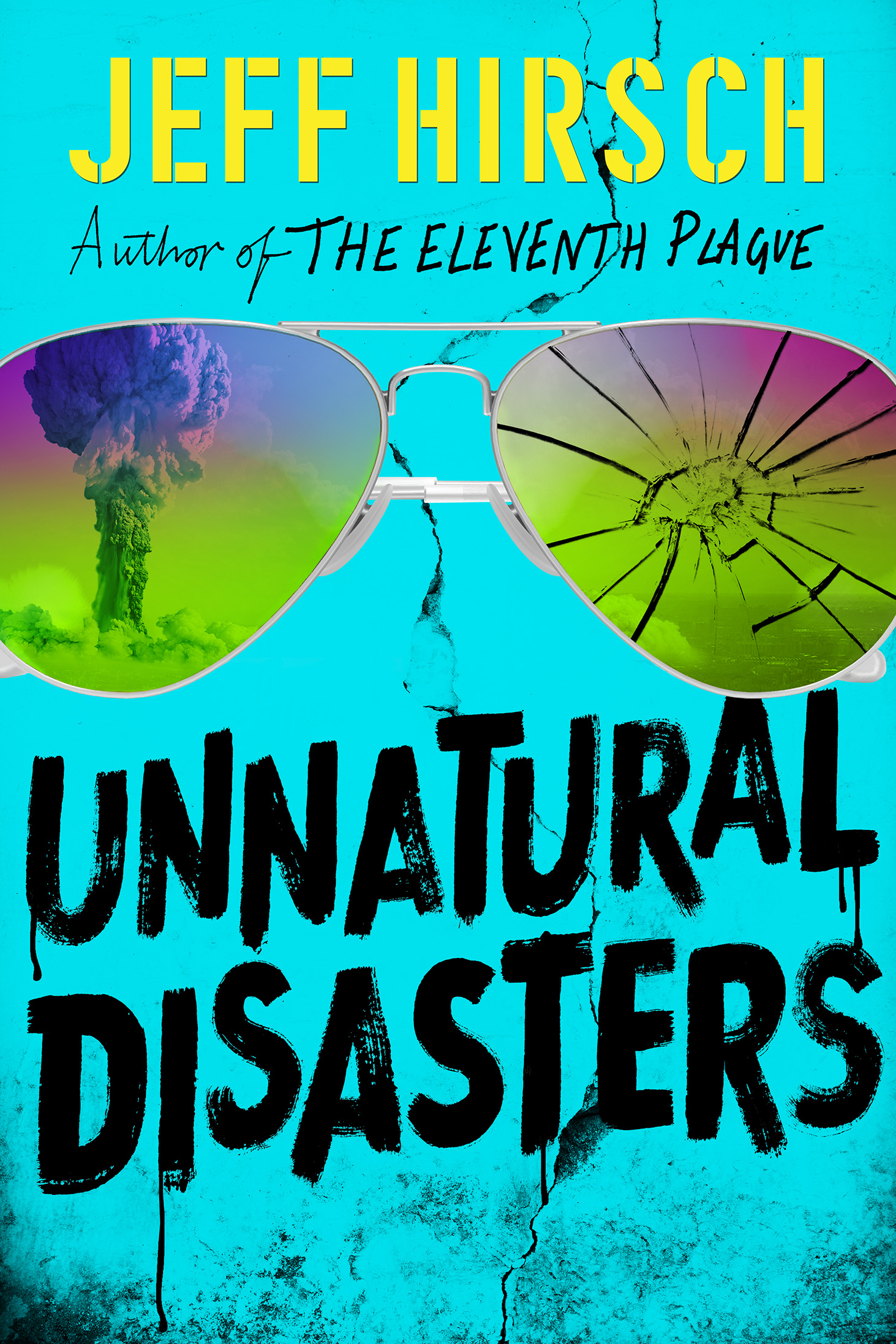 Unnatural Disasters-9780544999169