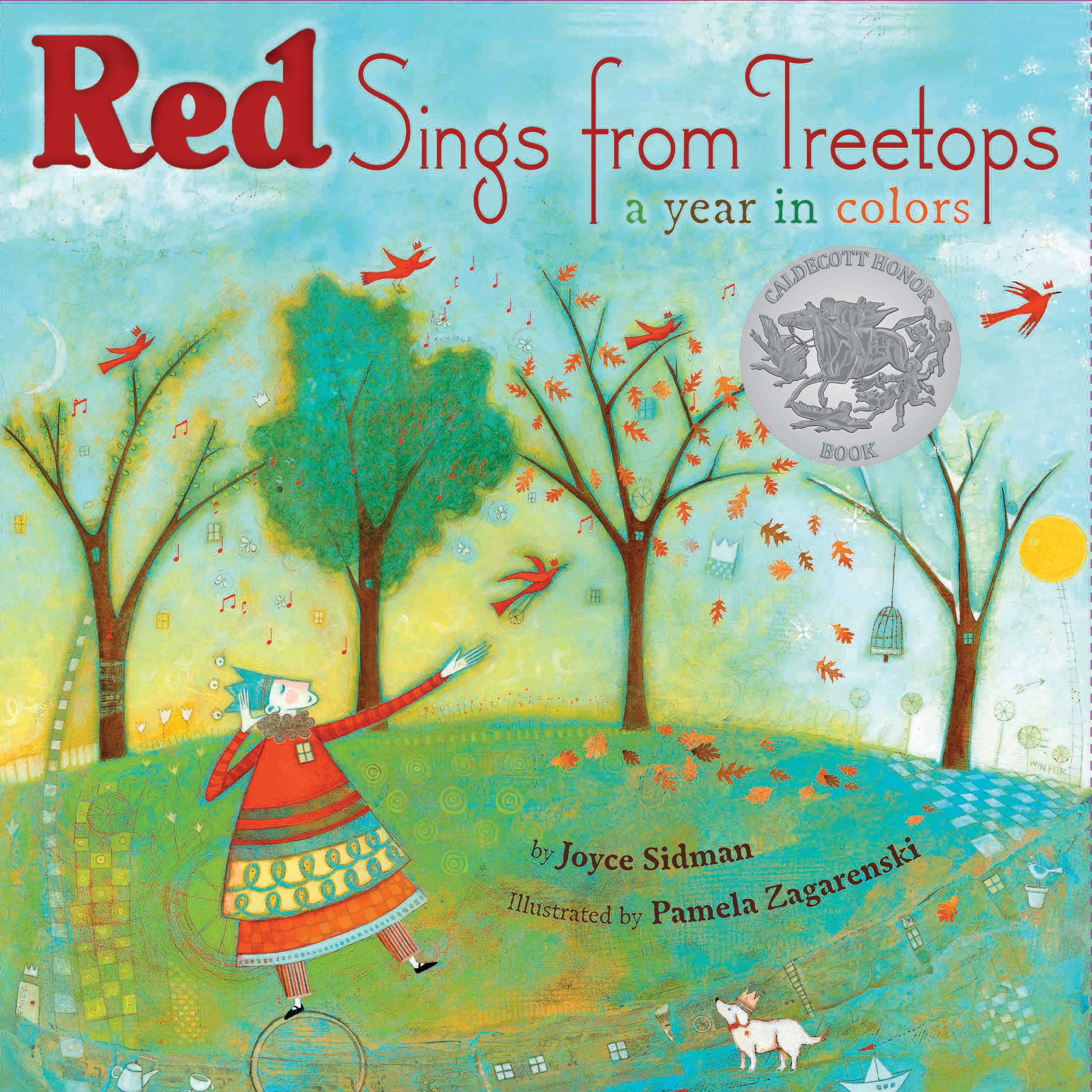 Red Sings from Treetops-9780547014944