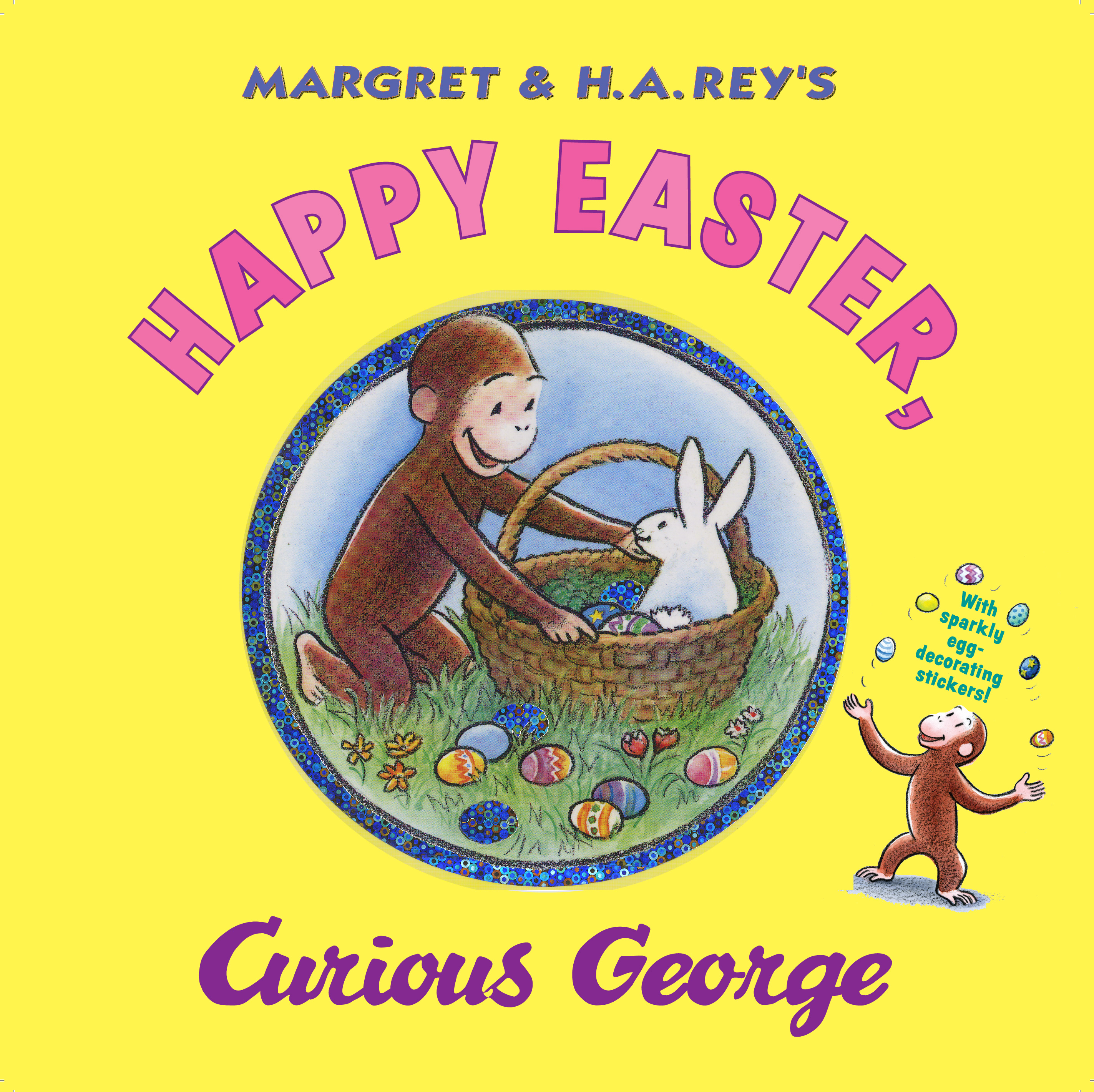 Happy Easter, Curious George-9780547048253
