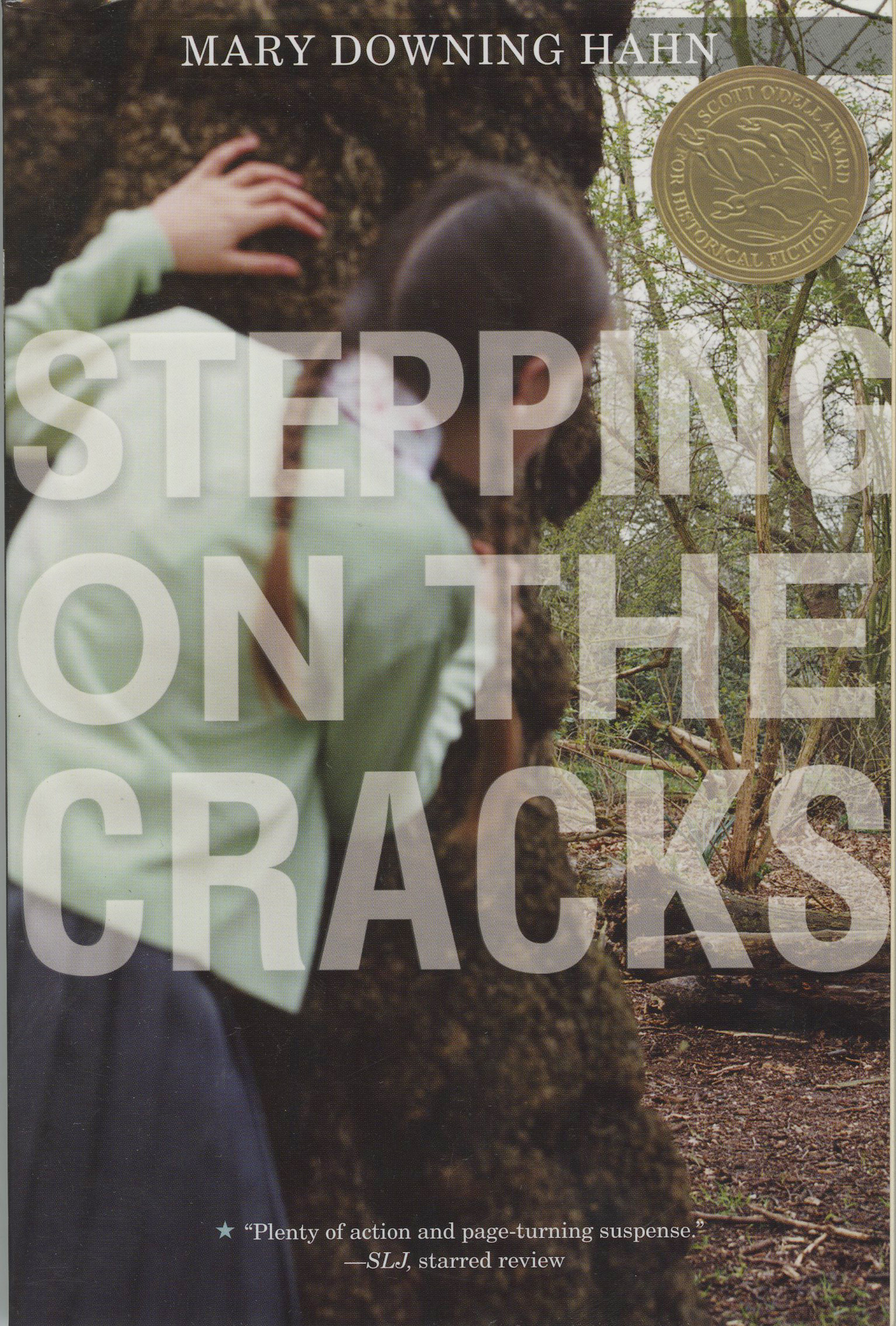 Stepping on the Cracks-9780547076607