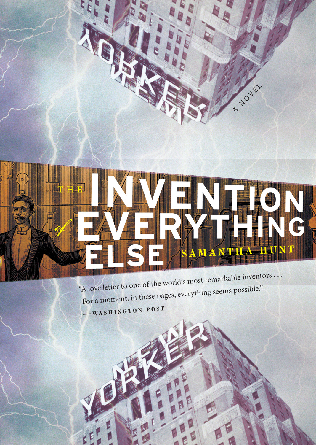 The Invention of Everything Else-9780547085777