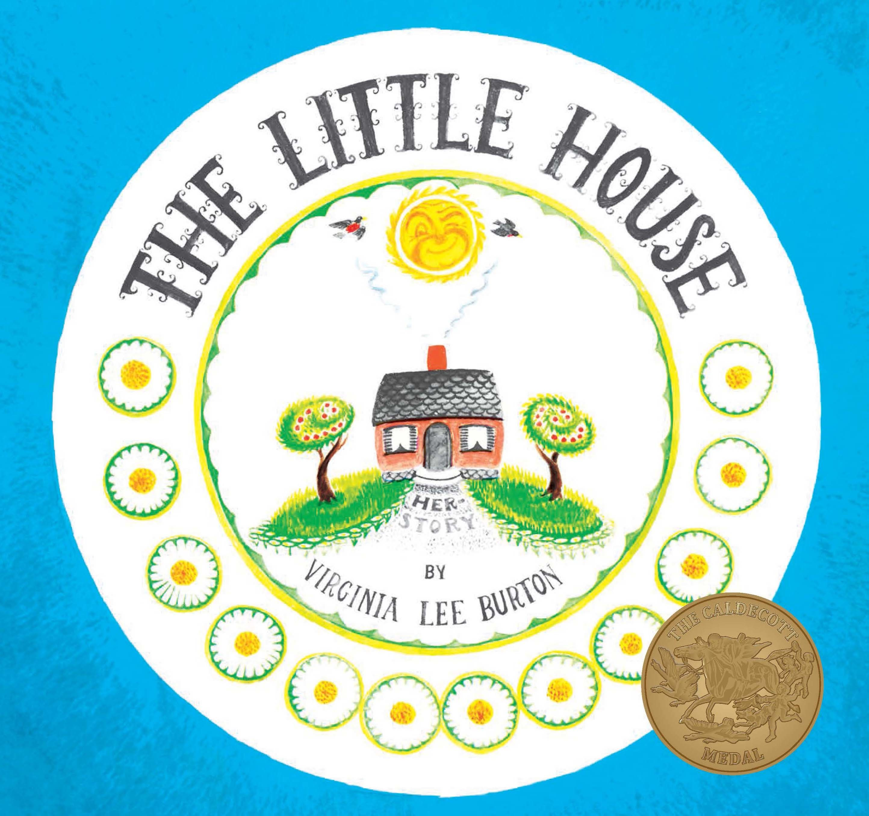 The Little House Board Book-9780547131047
