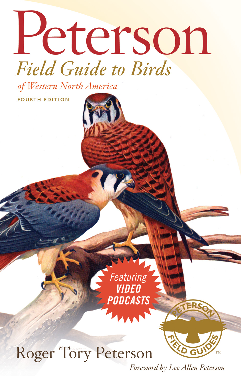 Peterson Field Guide to Birds of Western North America, Fourth Edition-9780547152707