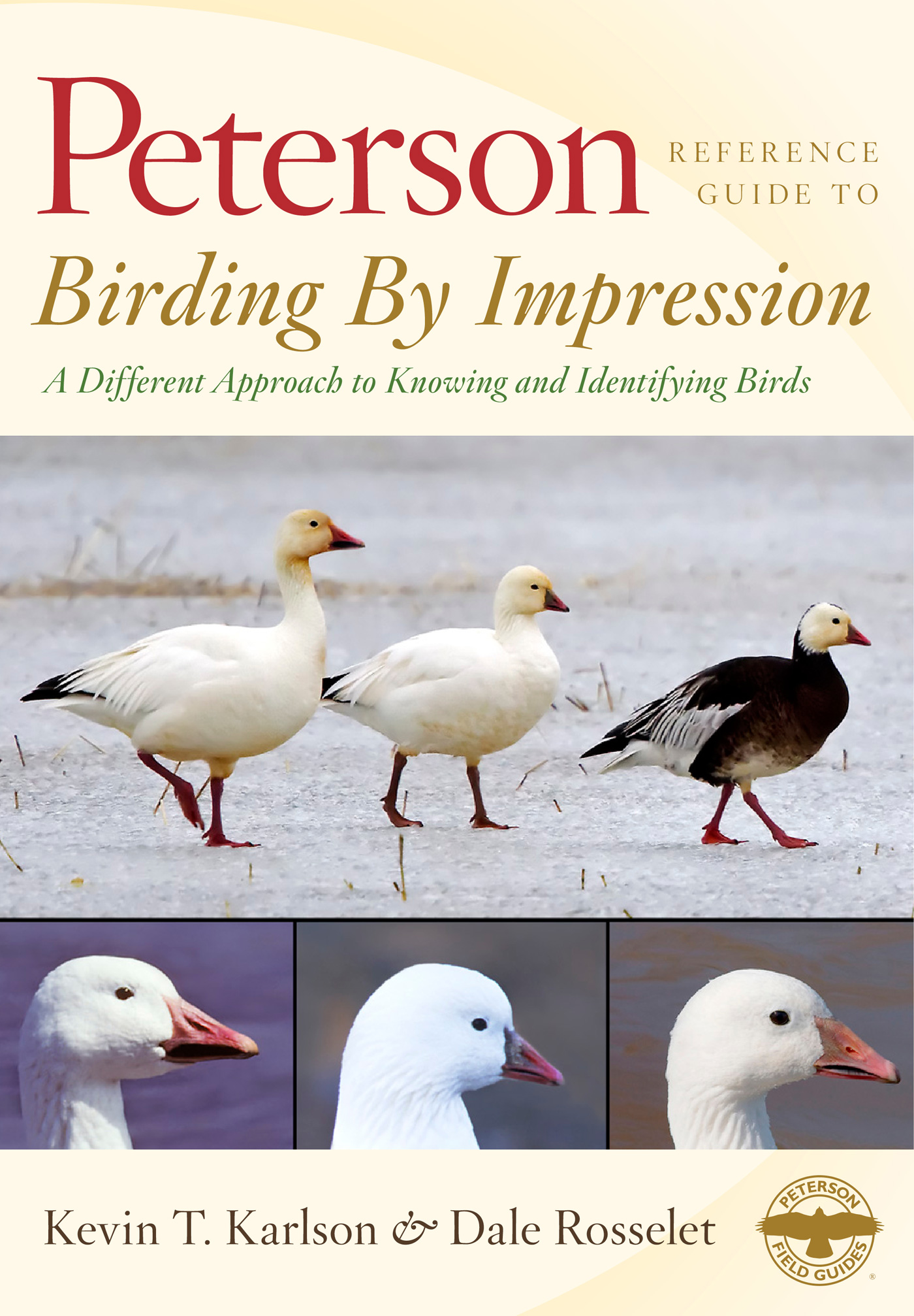 Peterson Reference Guide to Birding by Impression-9780547195780