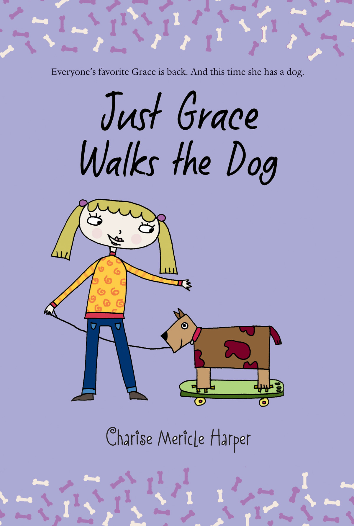 Just Grace Walks the Dog-9780547237534
