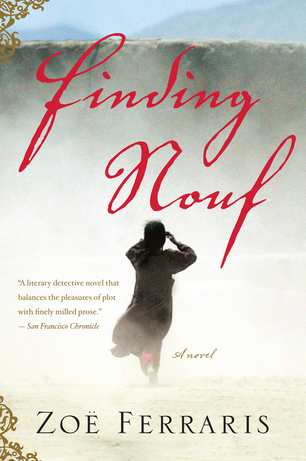 Finding Nouf-9780547237787