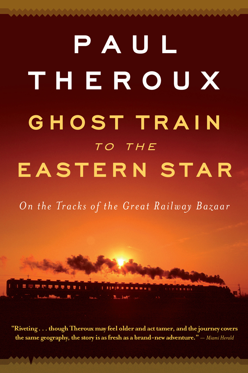 Ghost Train to the Eastern Star-9780547237930