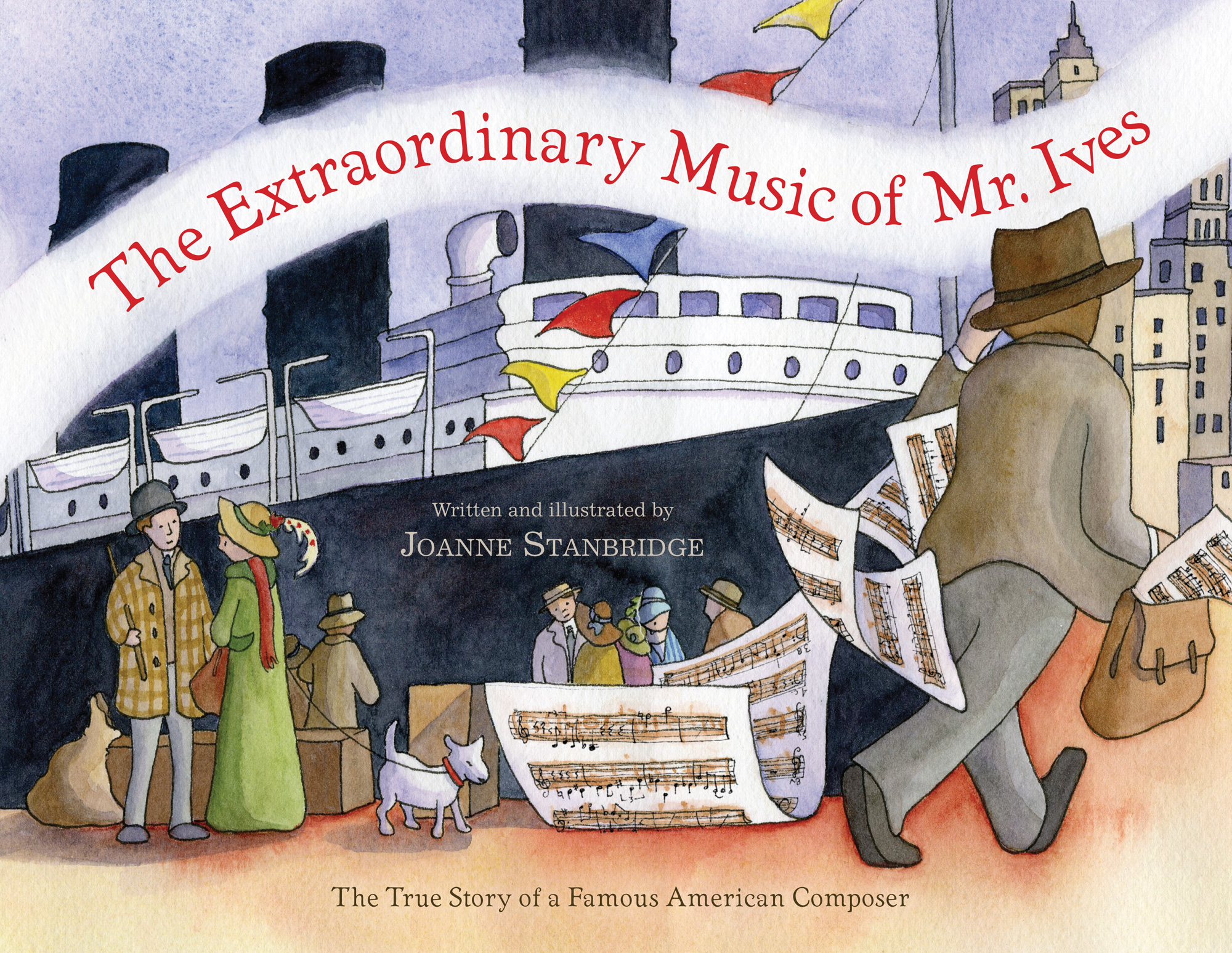 The Extraordinary Music of Mr. Ives-9780547238661