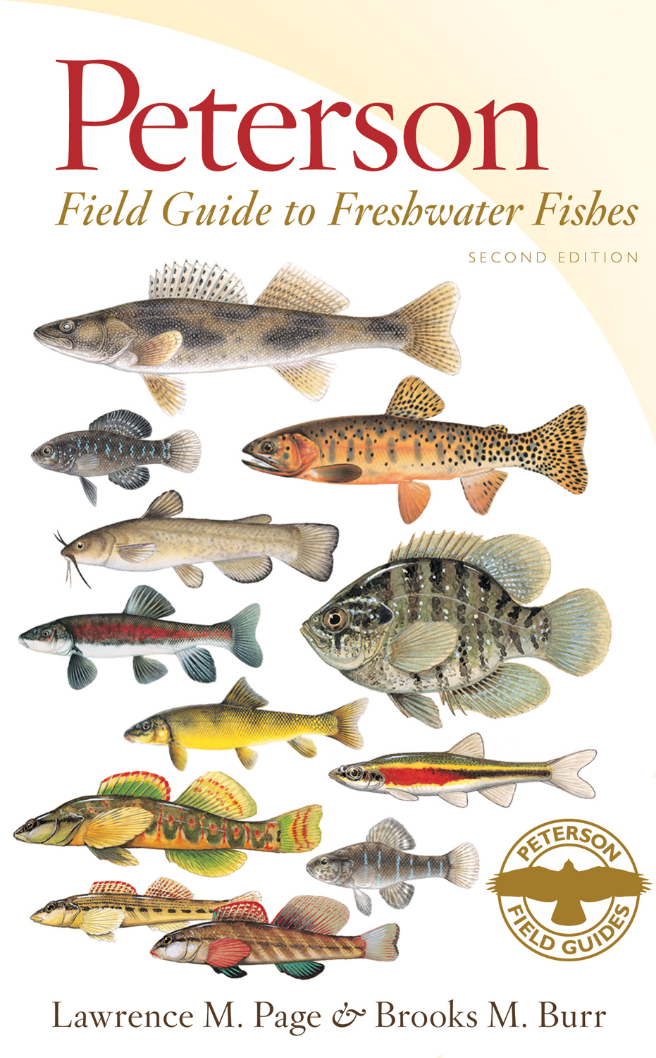 Peterson Field Guide to Freshwater Fishes, Second Edition-9780547242064