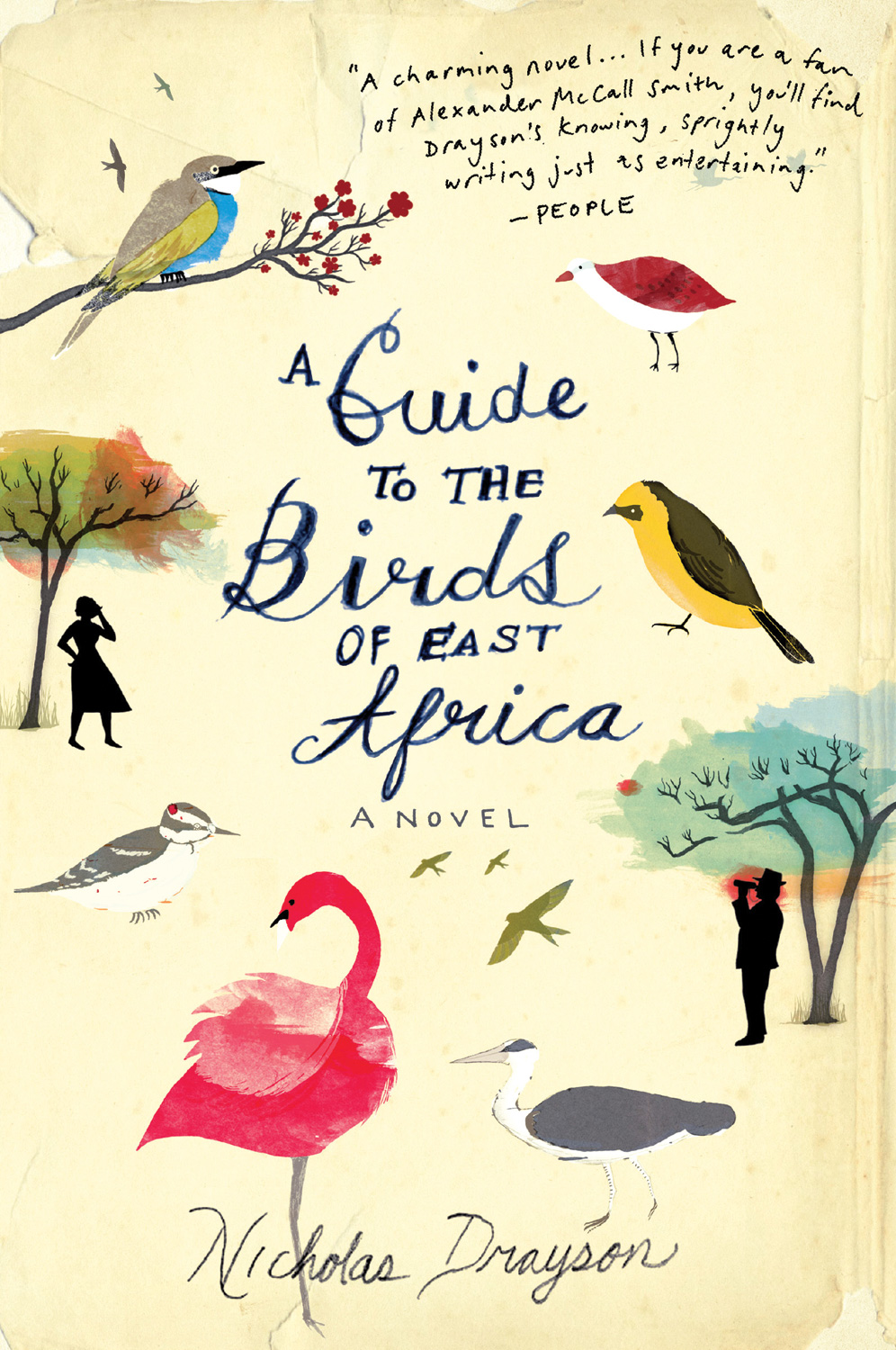 A Guide to the Birds of East Africa-9780547247953