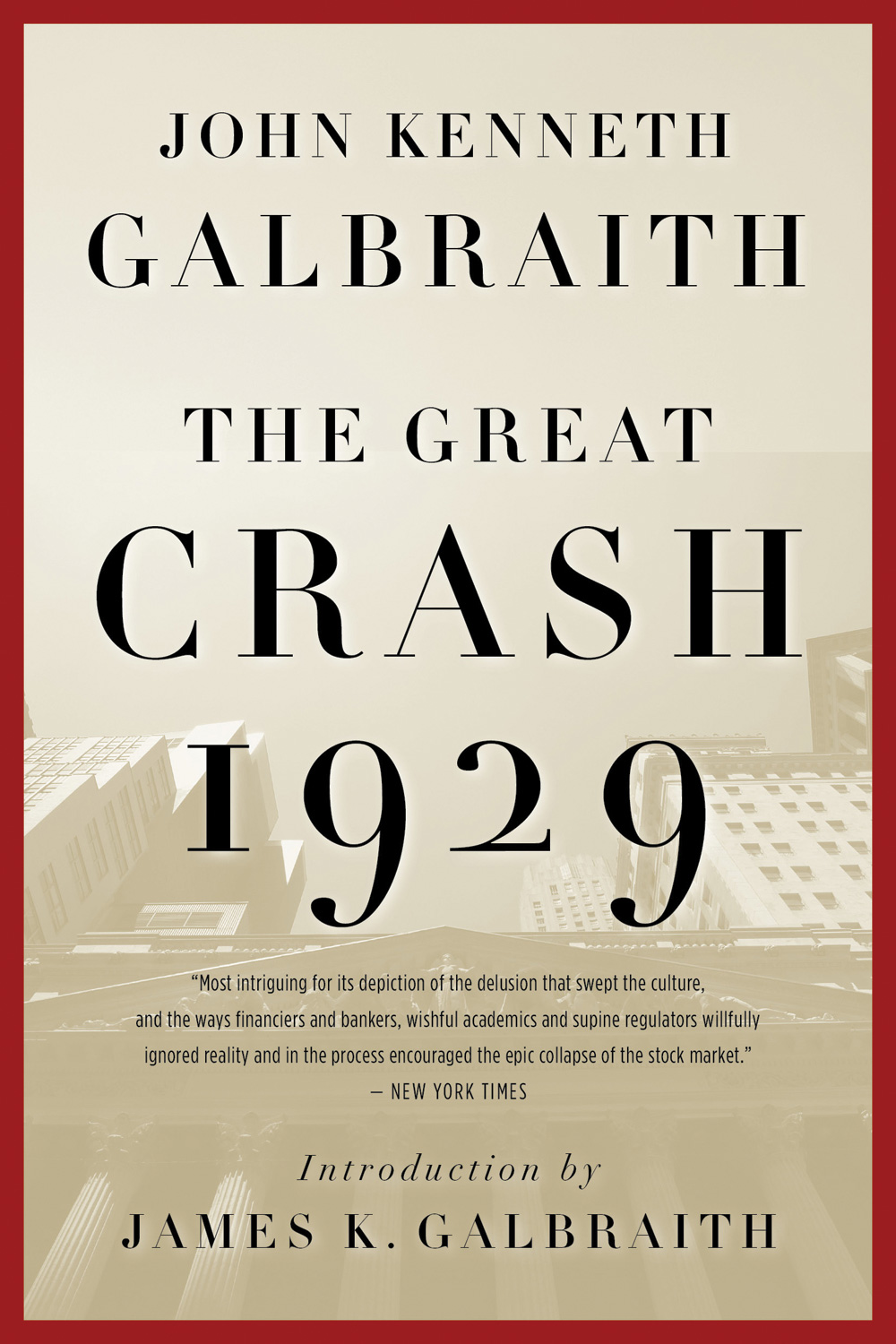 The Great Crash 1929-9780547248165