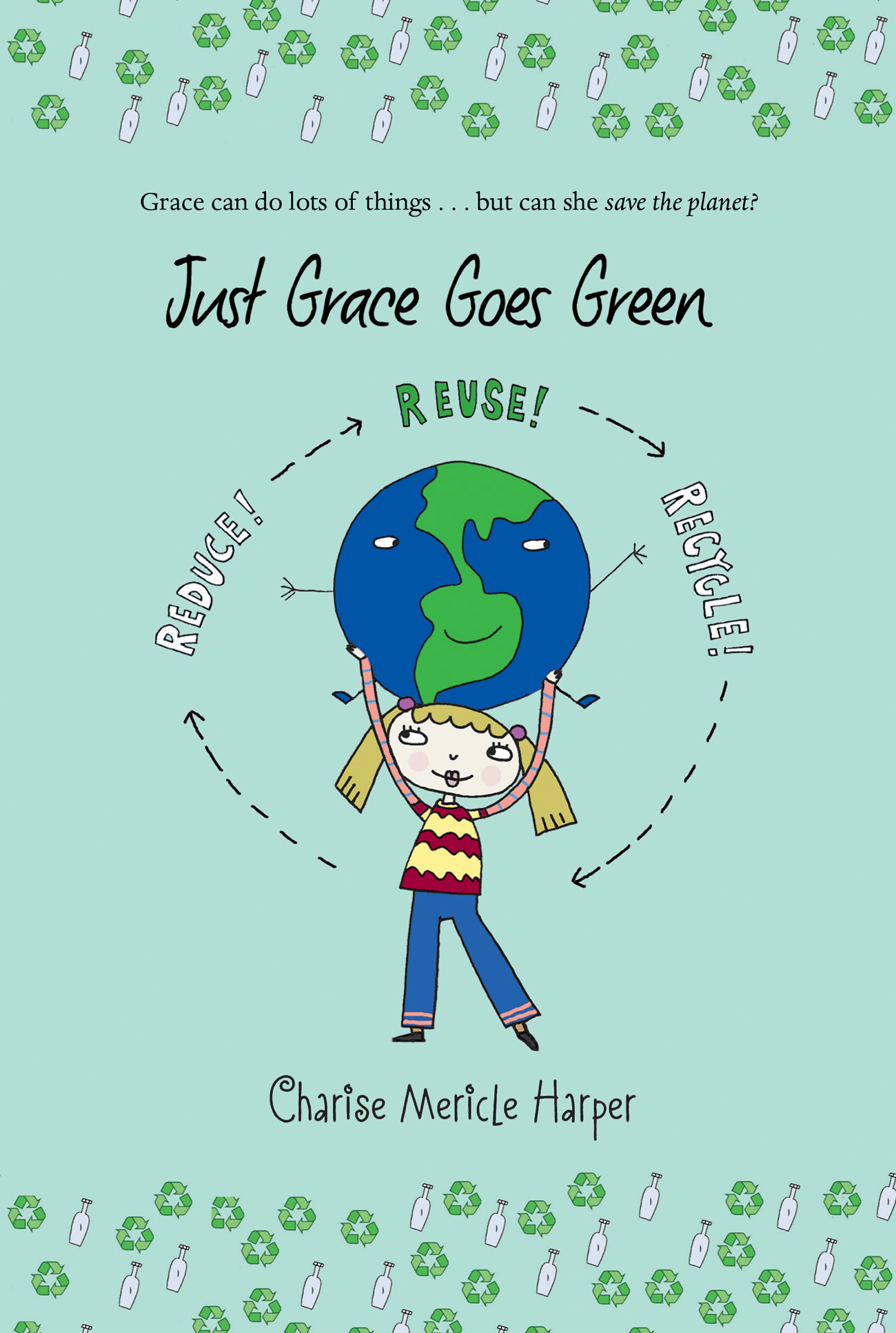 Just Grace Goes Green-9780547248219