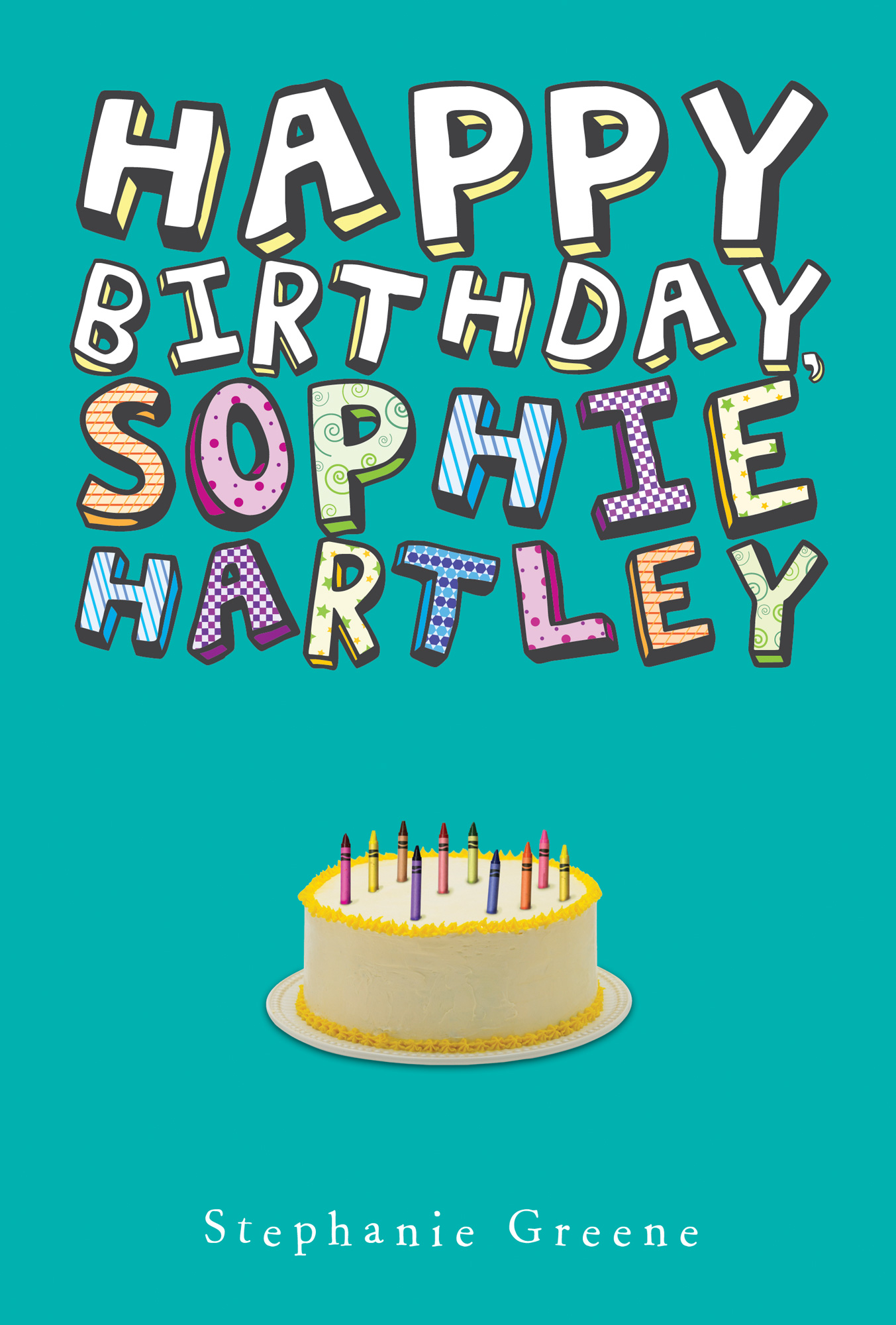 Happy Birthday, Sophie Hartley-9780547251288
