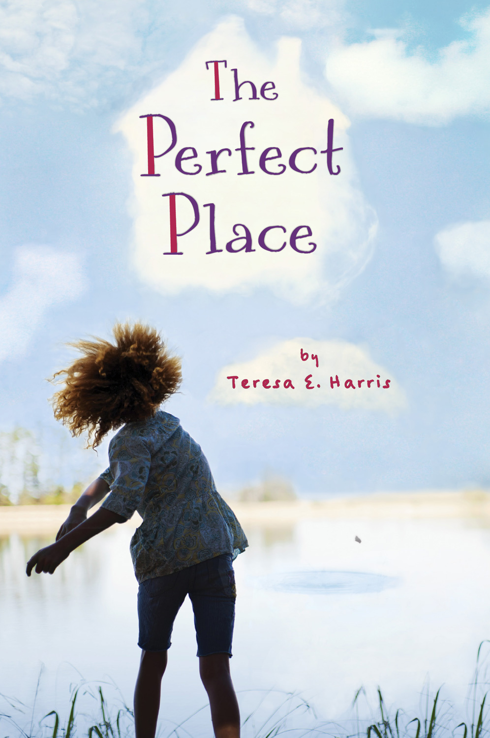 The Perfect Place-9780547255194