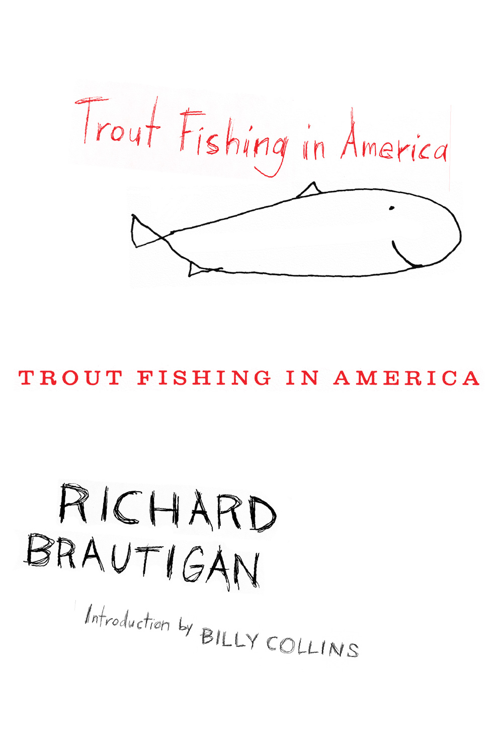 Trout Fishing in America-9780547255279