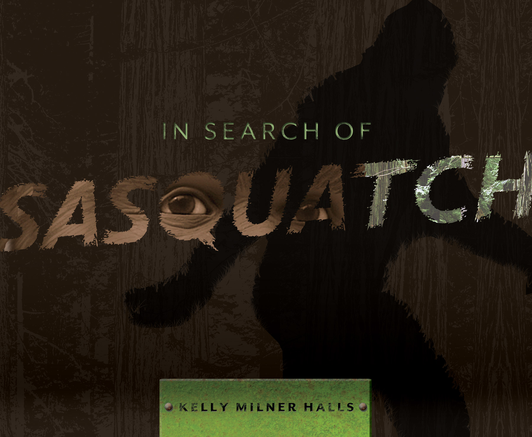 In Search of Sasquatch-9780547257617
