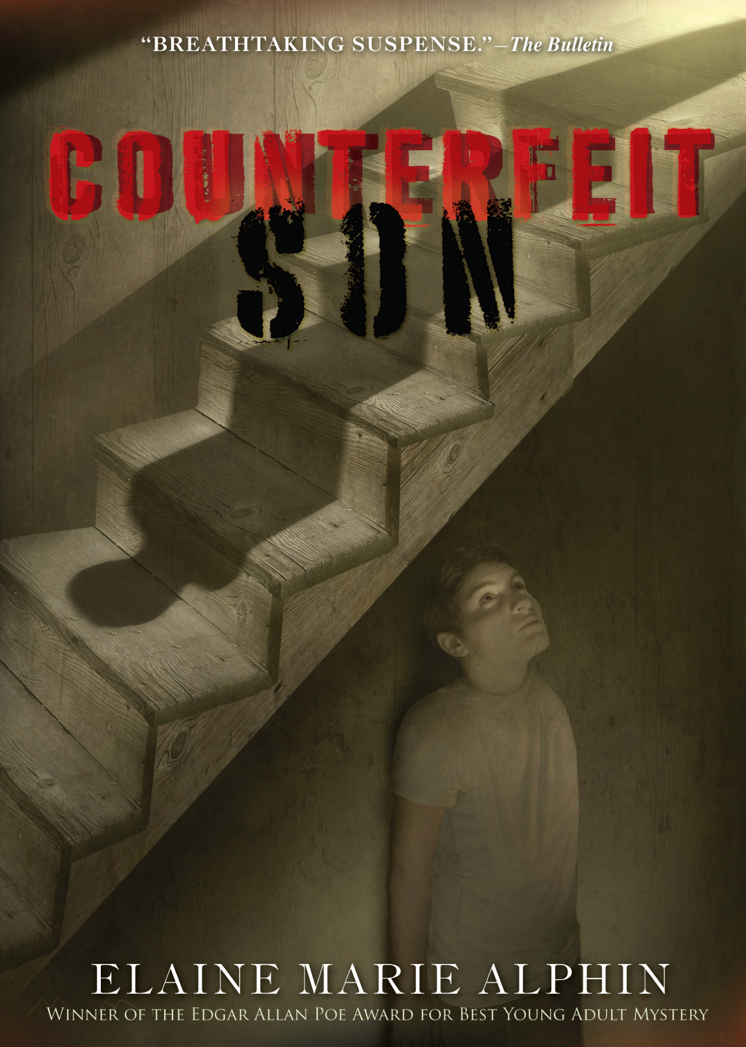 Counterfeit Son-9780547258539