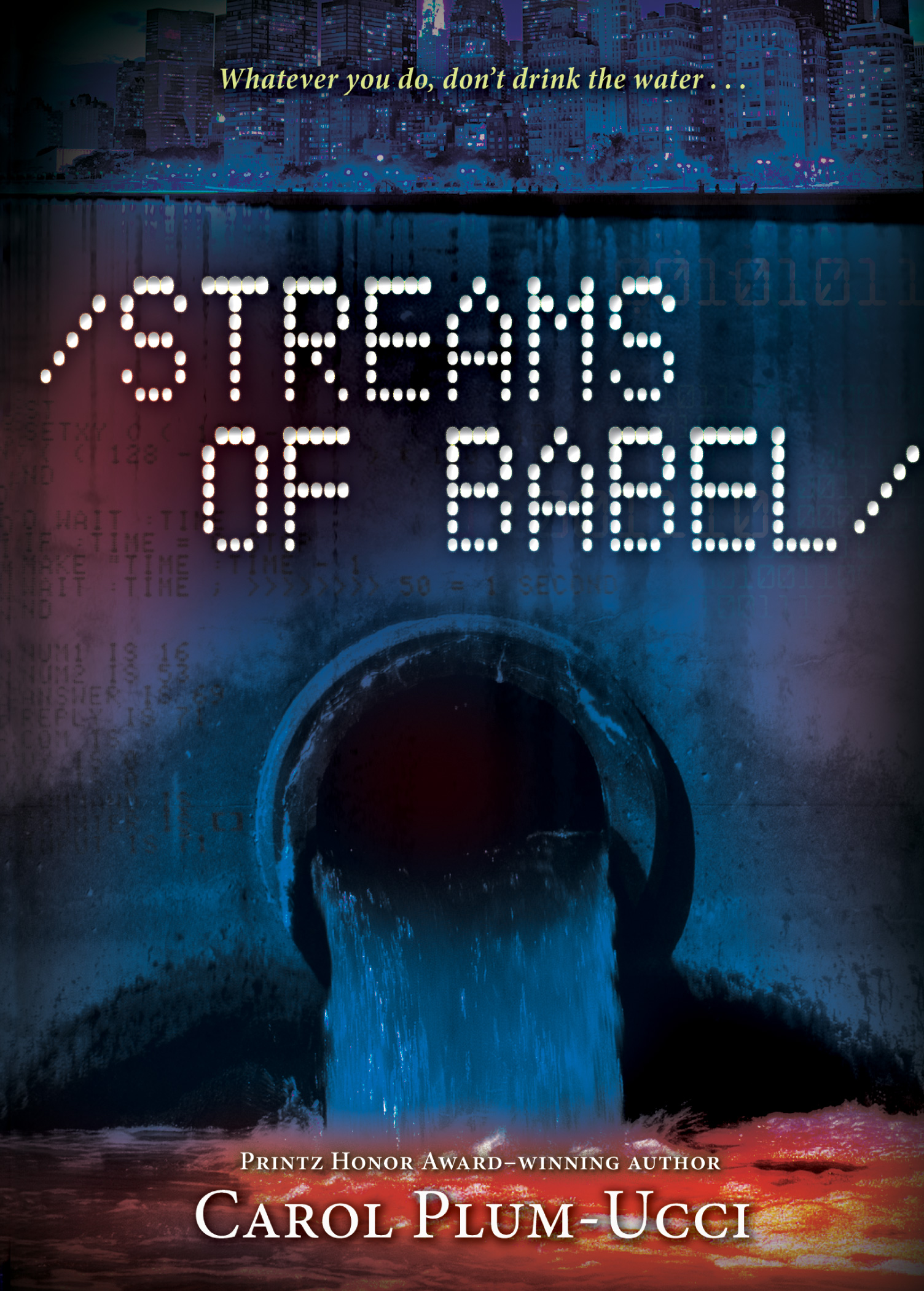 Streams of Babel-9780547258737