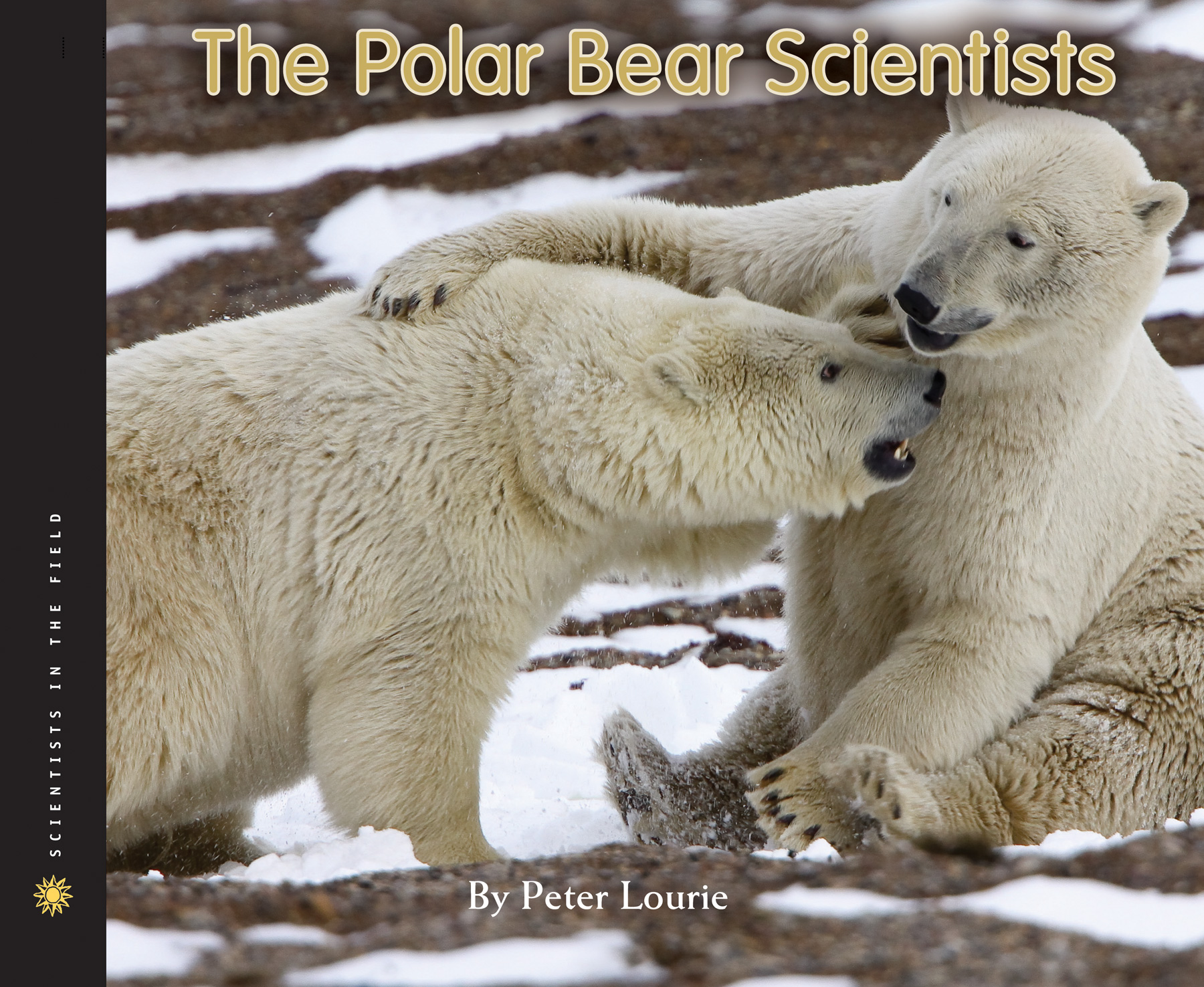 The Polar Bear Scientists-9780547283050