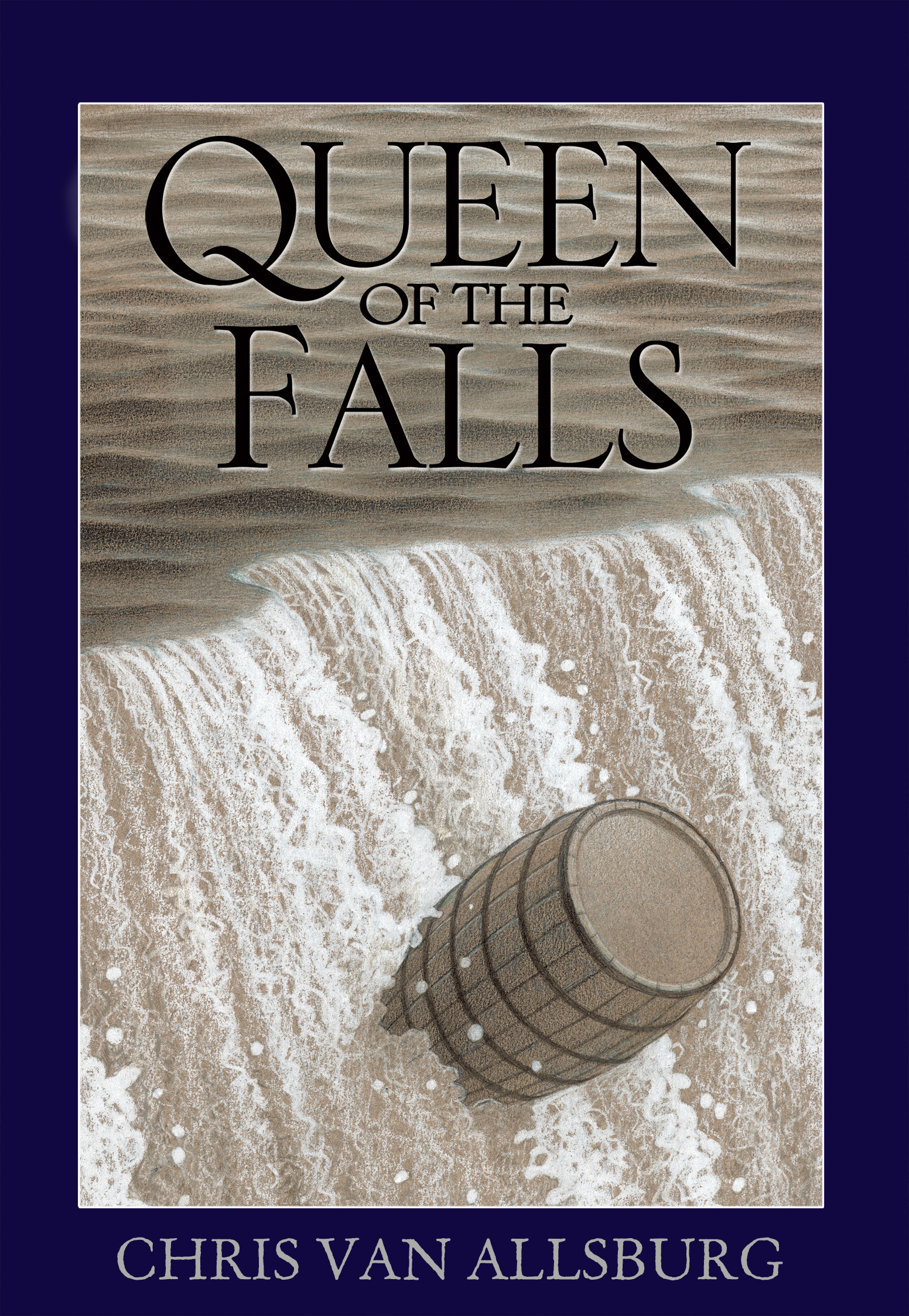 Queen of the Falls-9780547315812