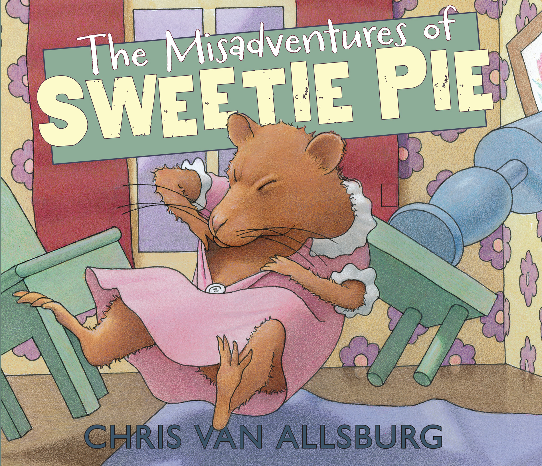 The Misadventures of Sweetie Pie-9780547315829