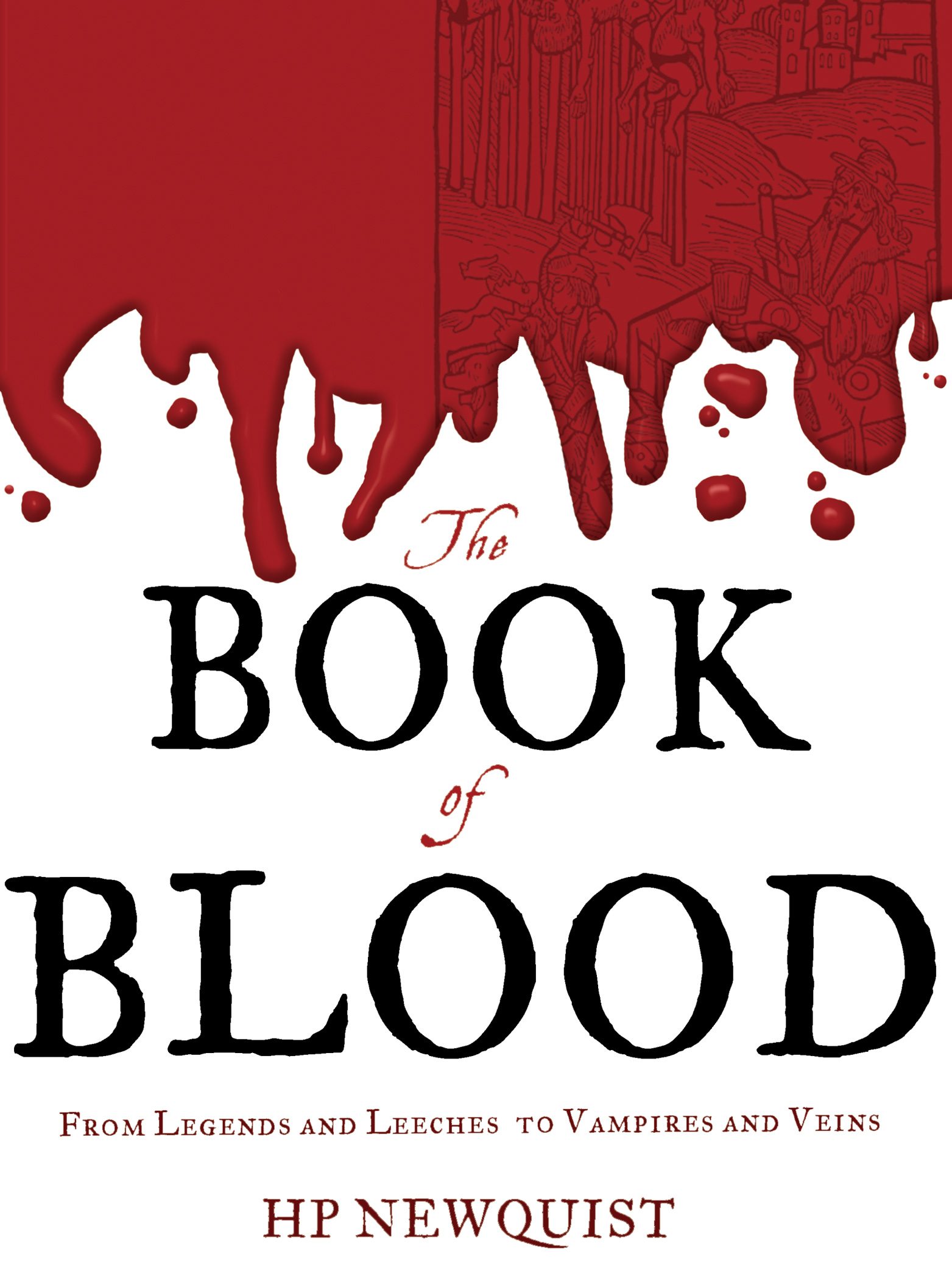 The Book of Blood-9780547315843