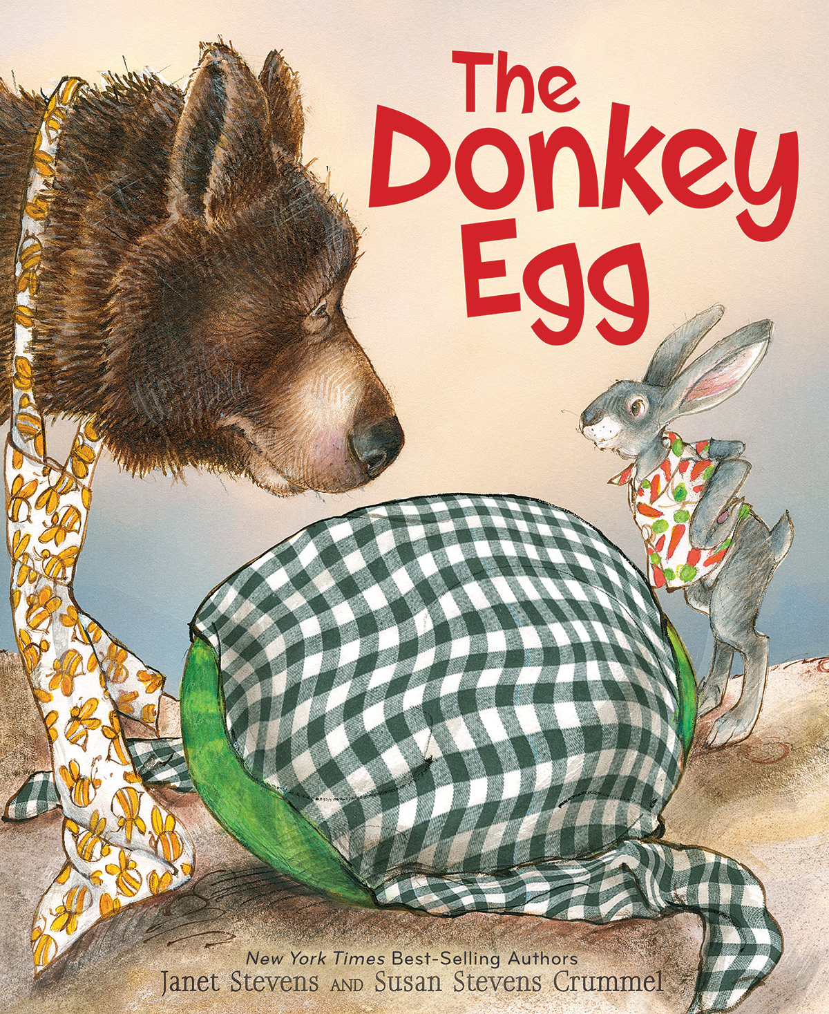 The Donkey Egg-9780547327679
