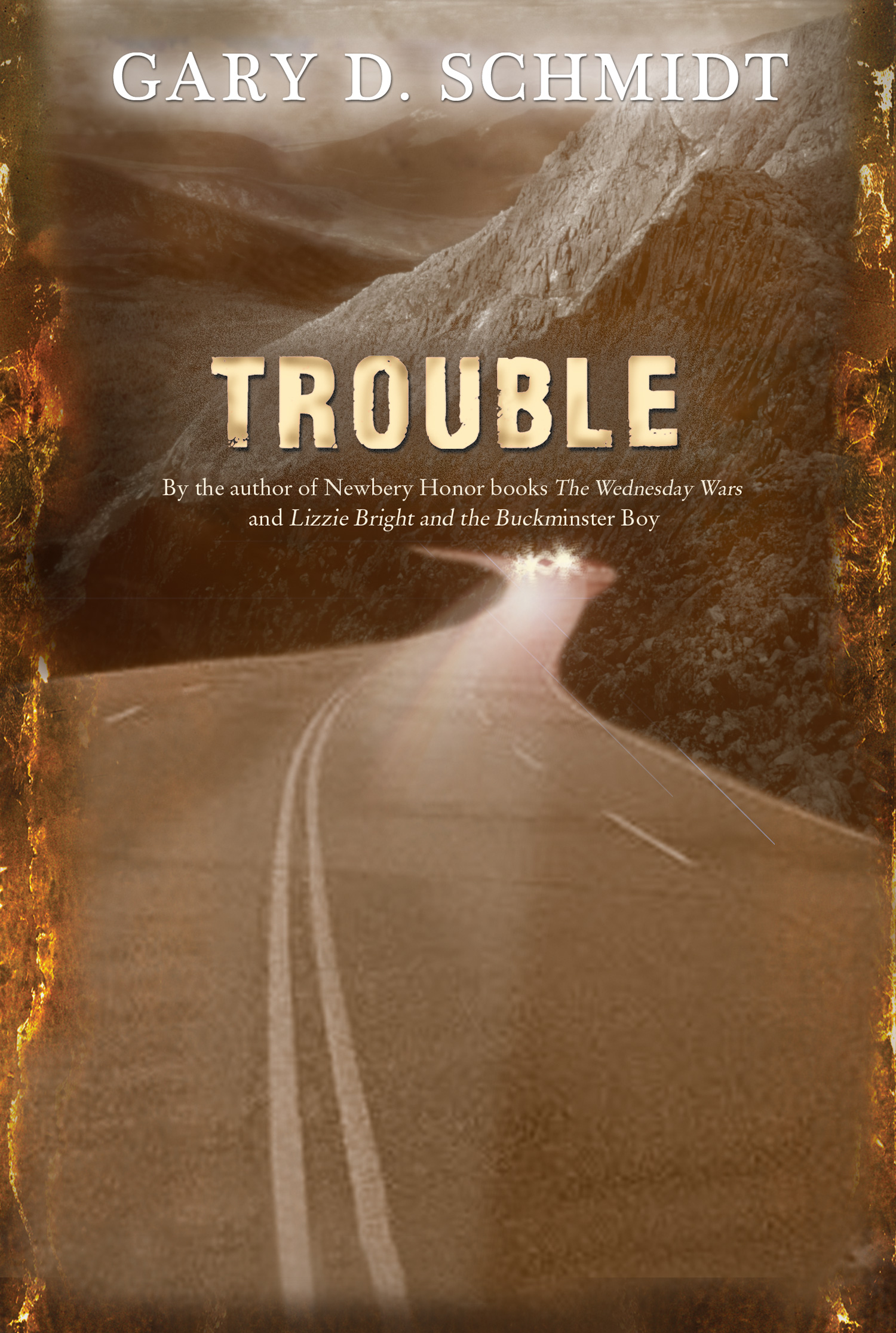 Trouble-9780547331331