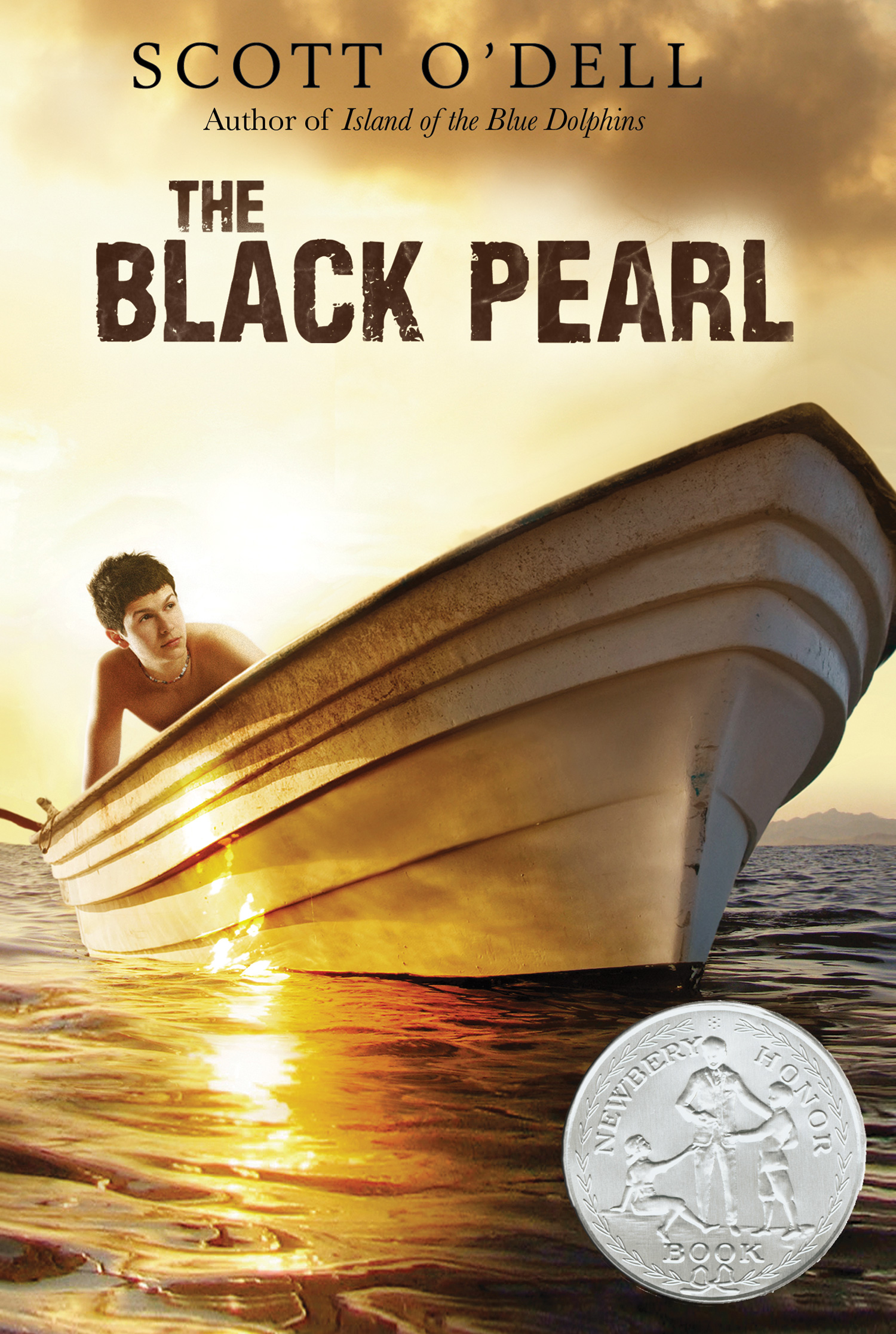 The Black Pearl-9780547334004