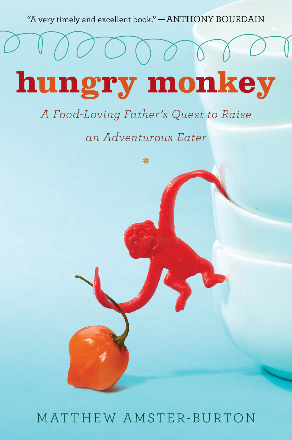 Hungry Monkey-9780547336893