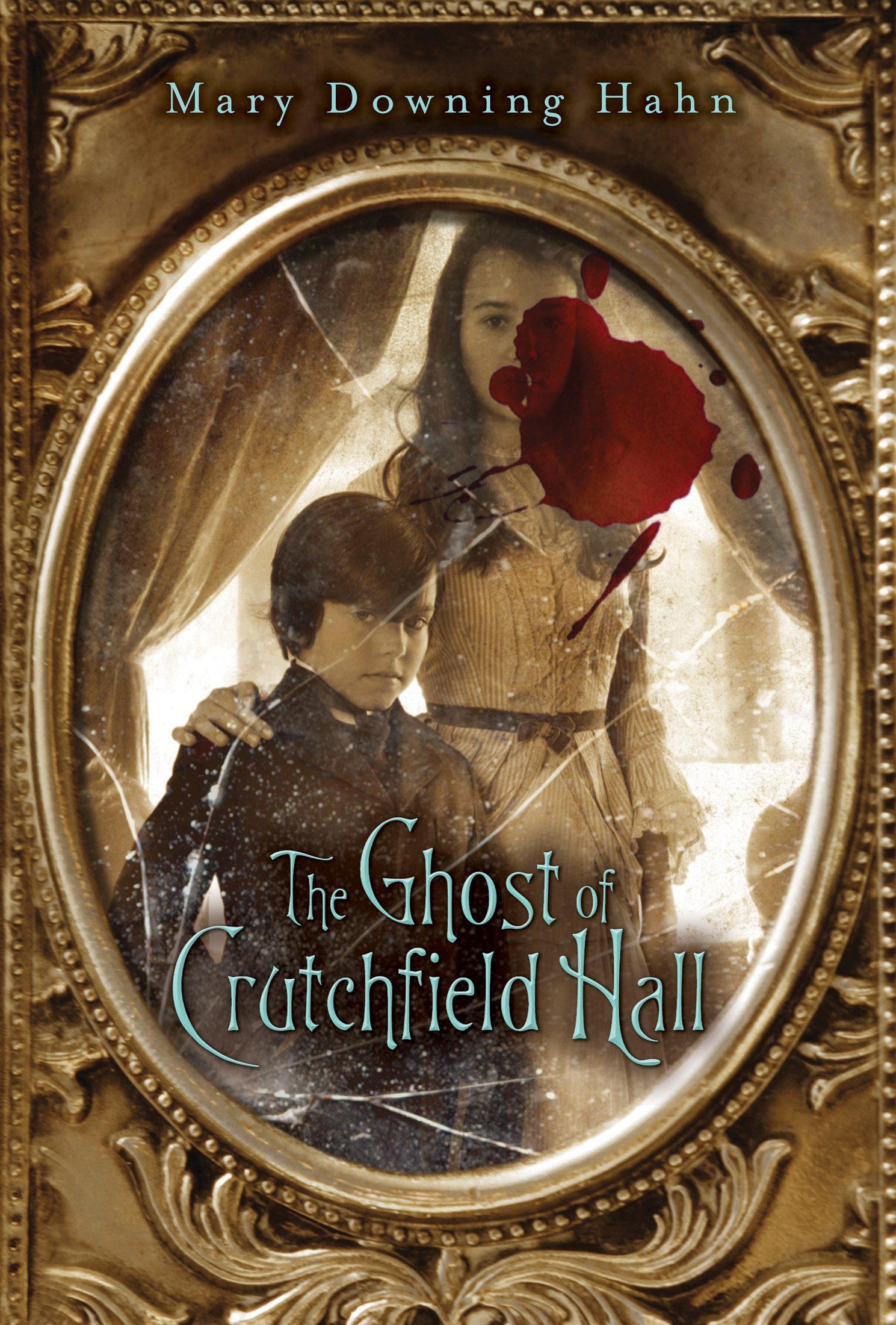 The Ghost of Crutchfield Hall-9780547385600