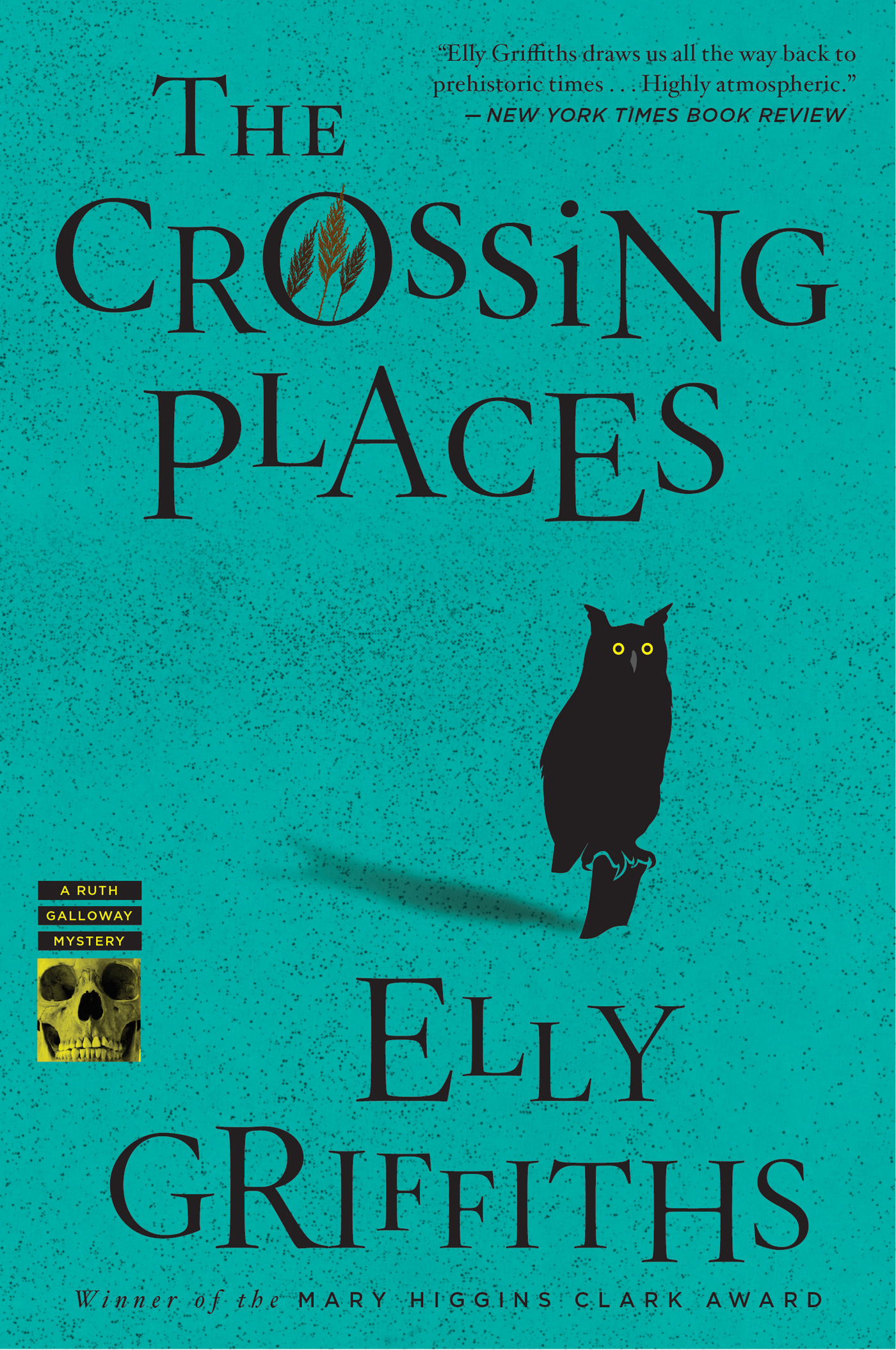 The Crossing Places-9780547386065