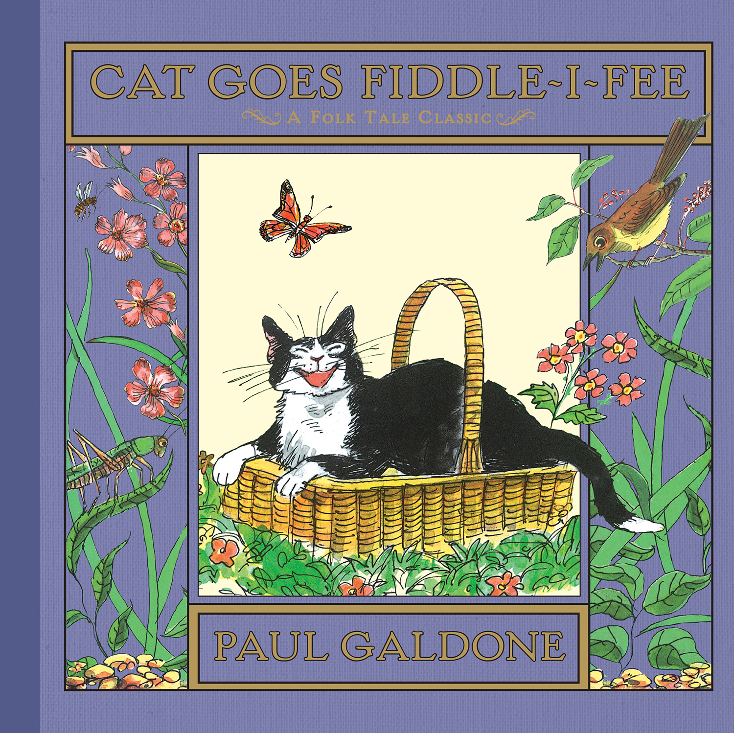 Cat Goes Fiddle-i-Fee-9780547389462