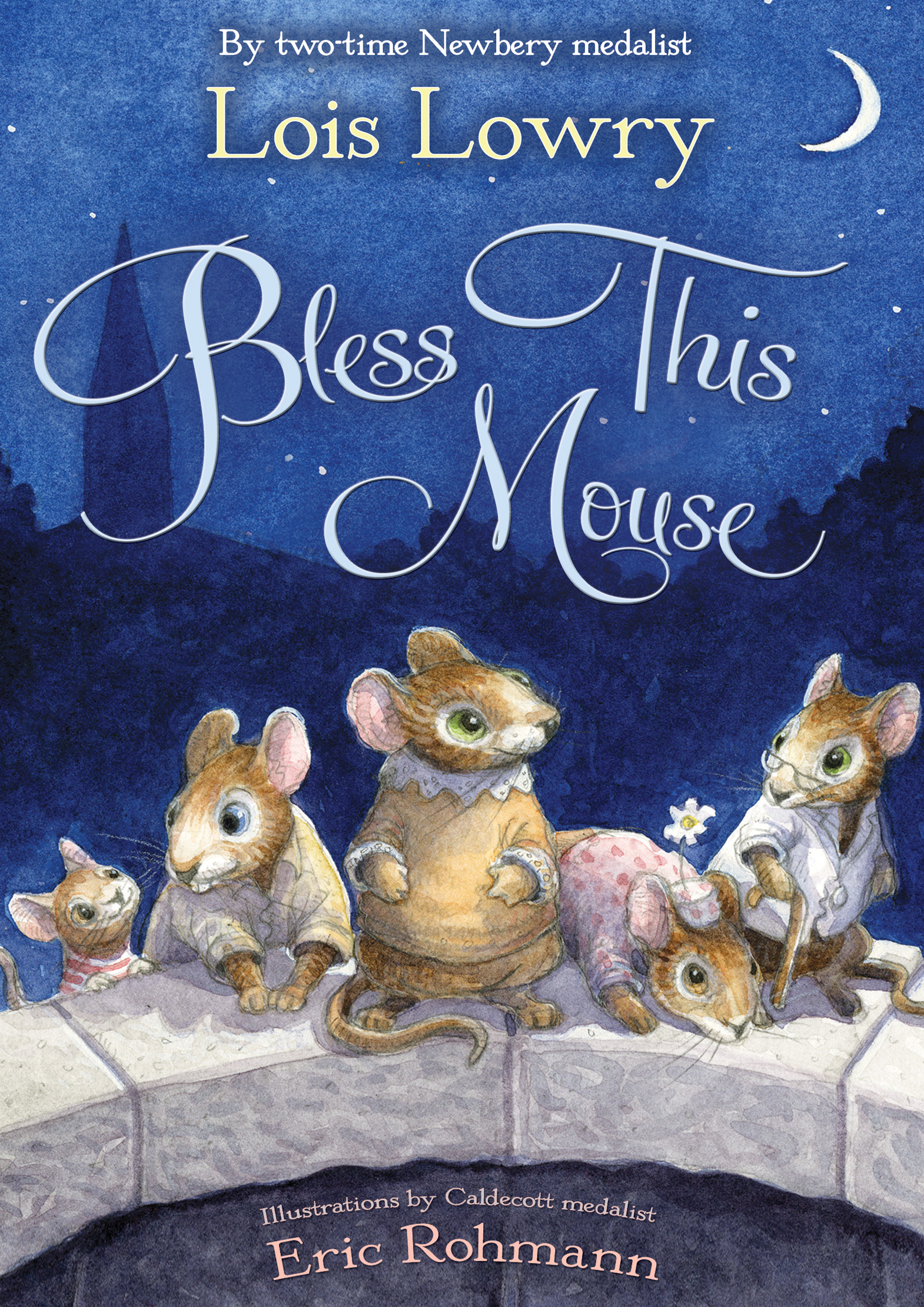 Bless This Mouse-9780547390093