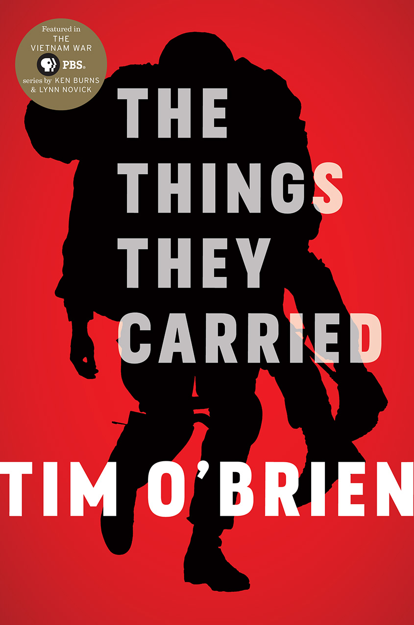 The Things They Carried-9780547391175