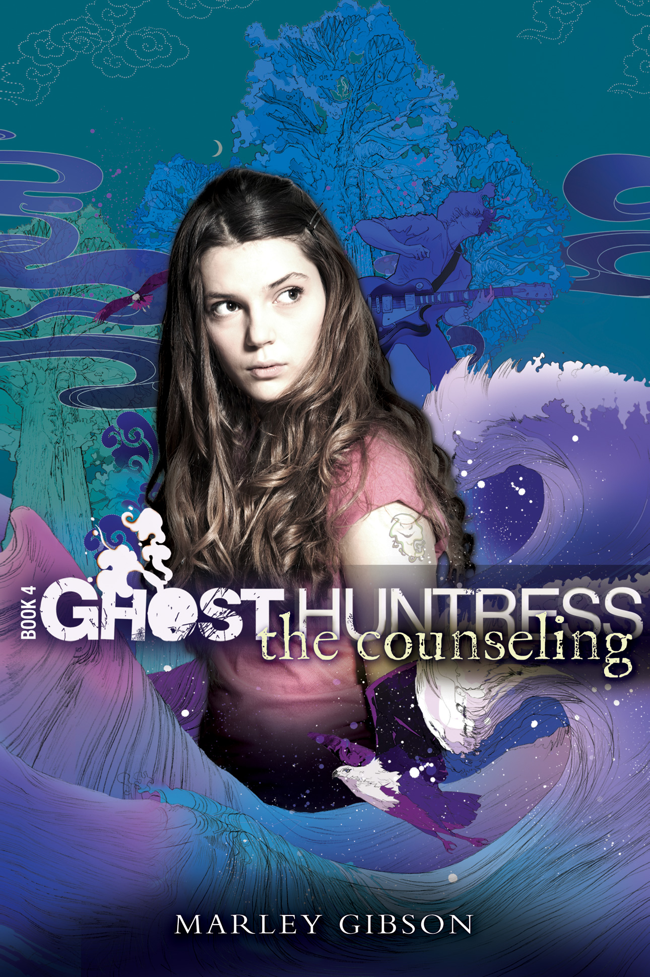 Ghost Huntress Book 4: The Counseling-9780547393070
