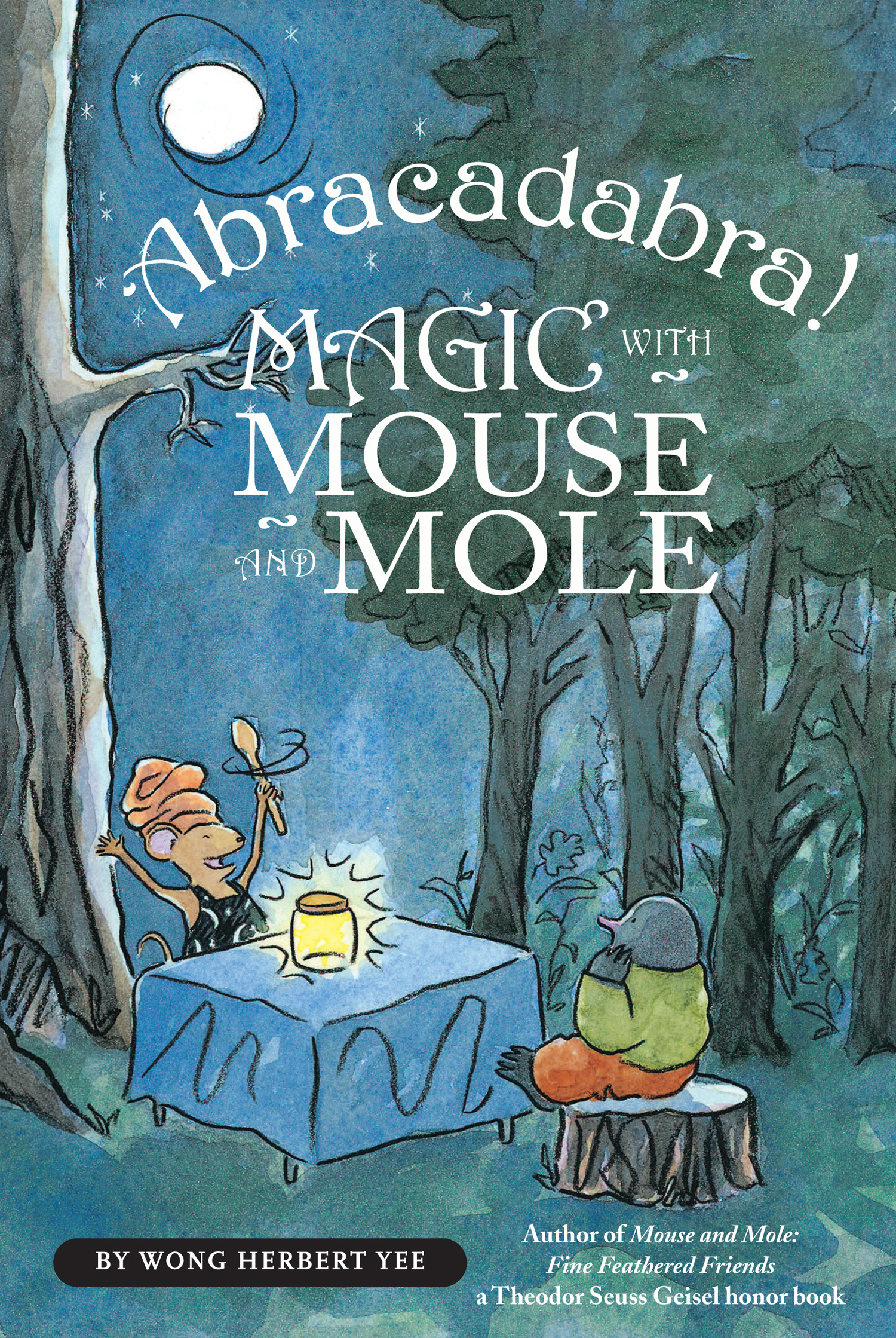 Abracadabra! Magic with Mouse and Mole-9780547406213