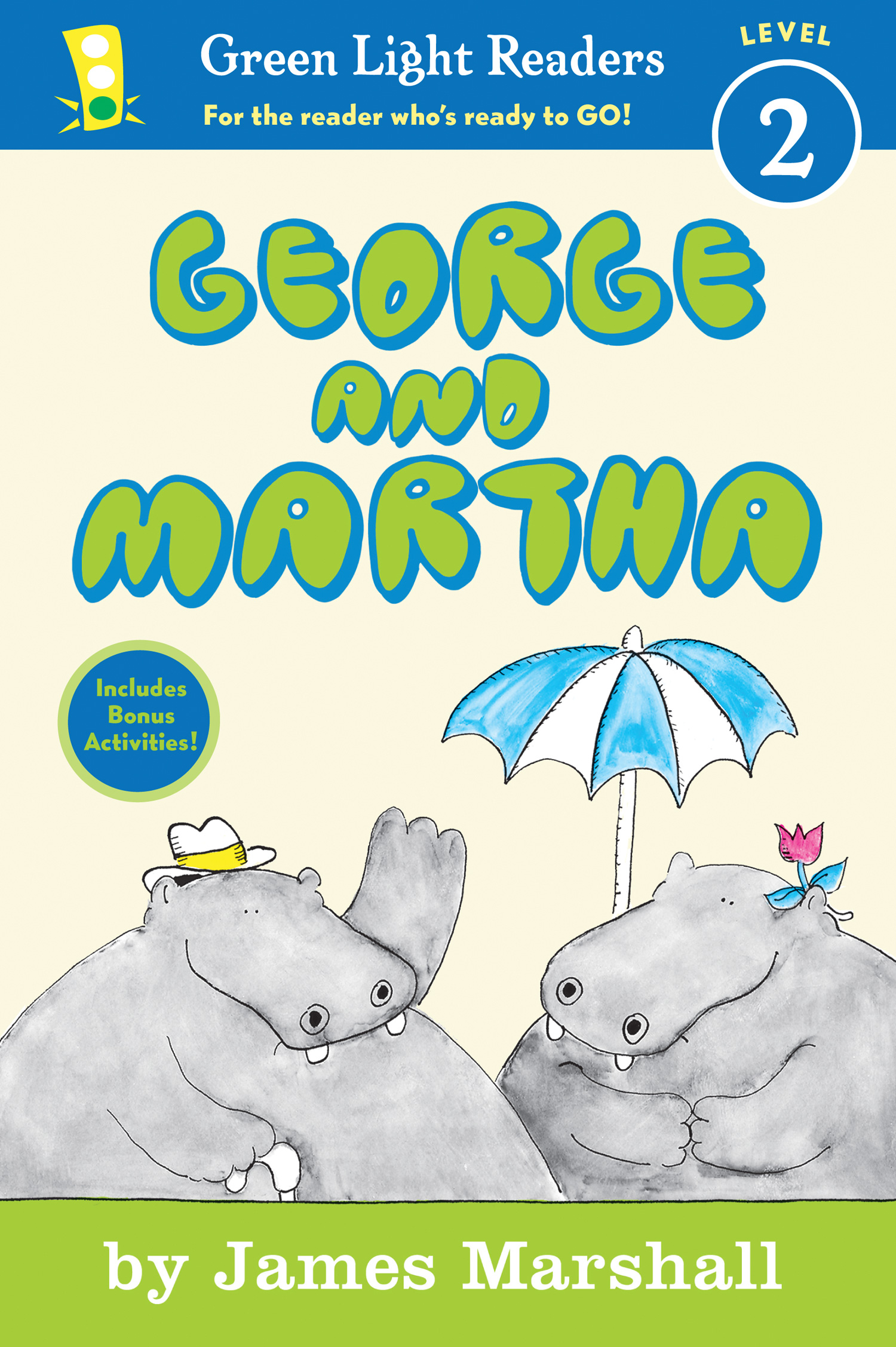 George and Martha Early Reader-9780547406244