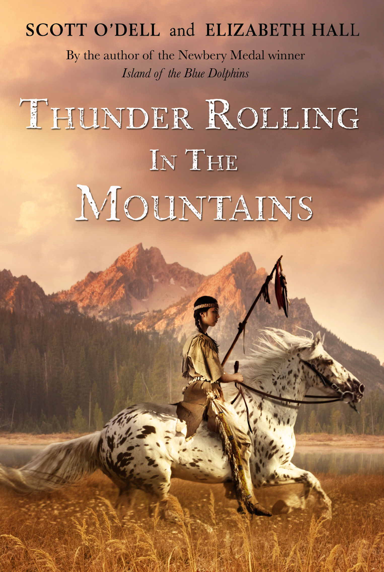 Thunder Rolling in the Mountains-9780547406282