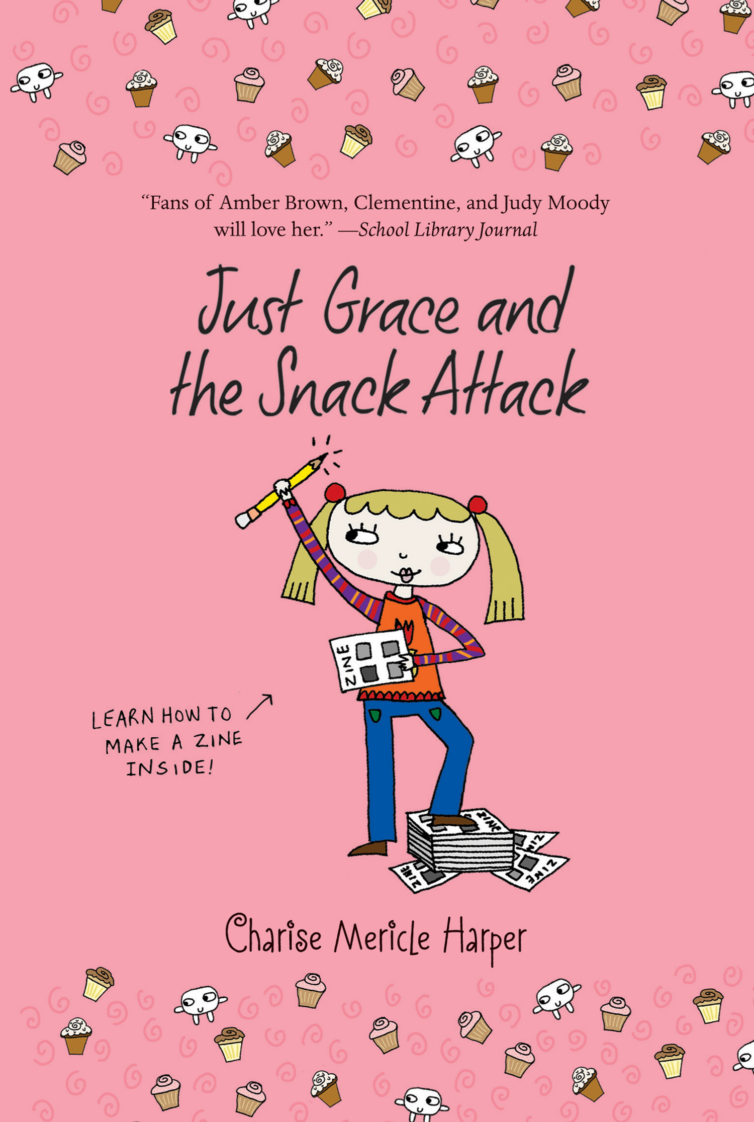 Just Grace and the Snack Attack-9780547406299