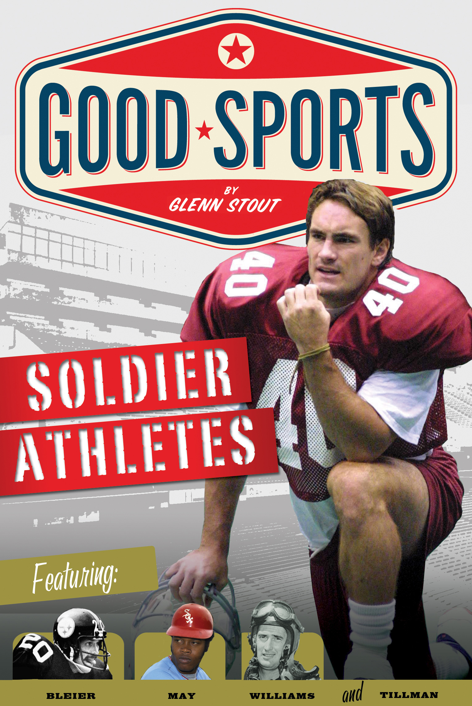 Soldier Athletes-9780547417295