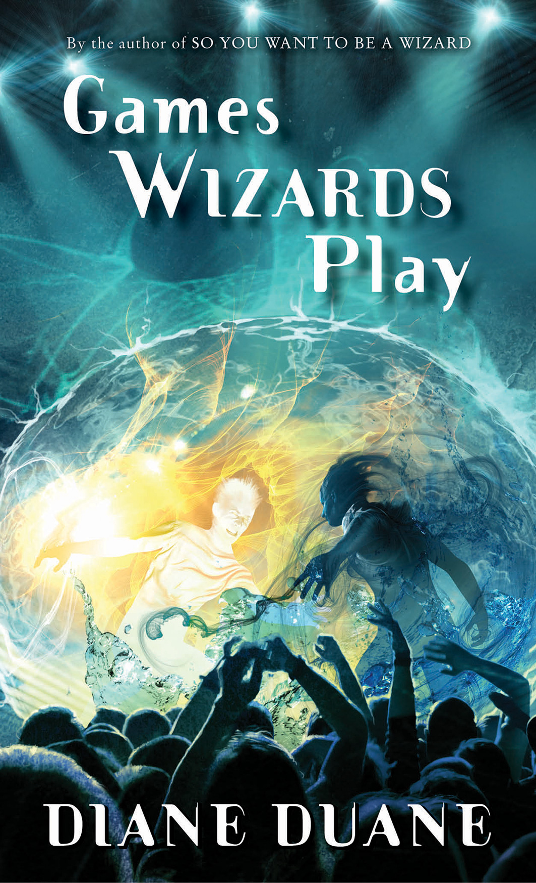 Games Wizards Play-9780547418063