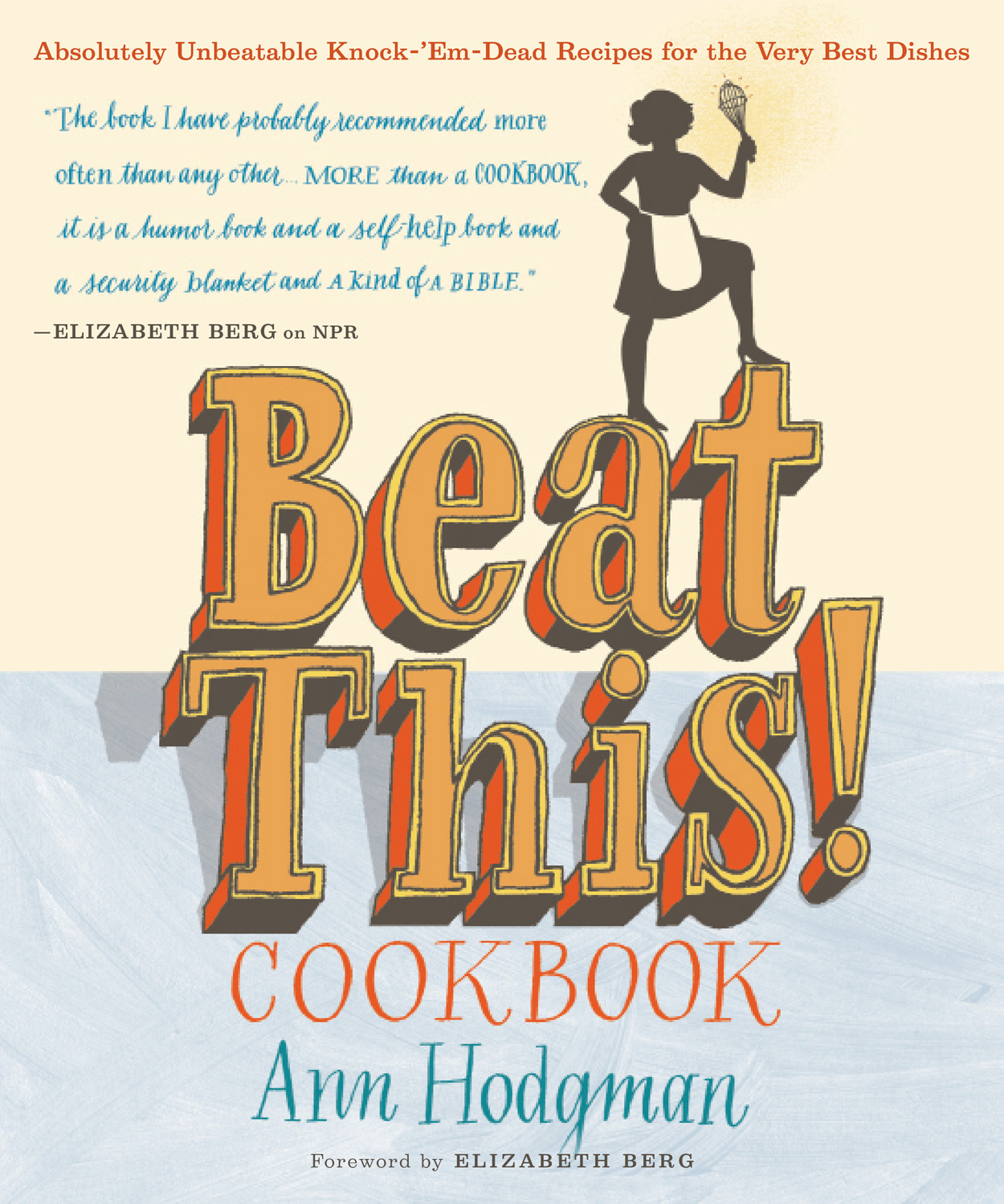 Beat This! Cookbook-9780547437002