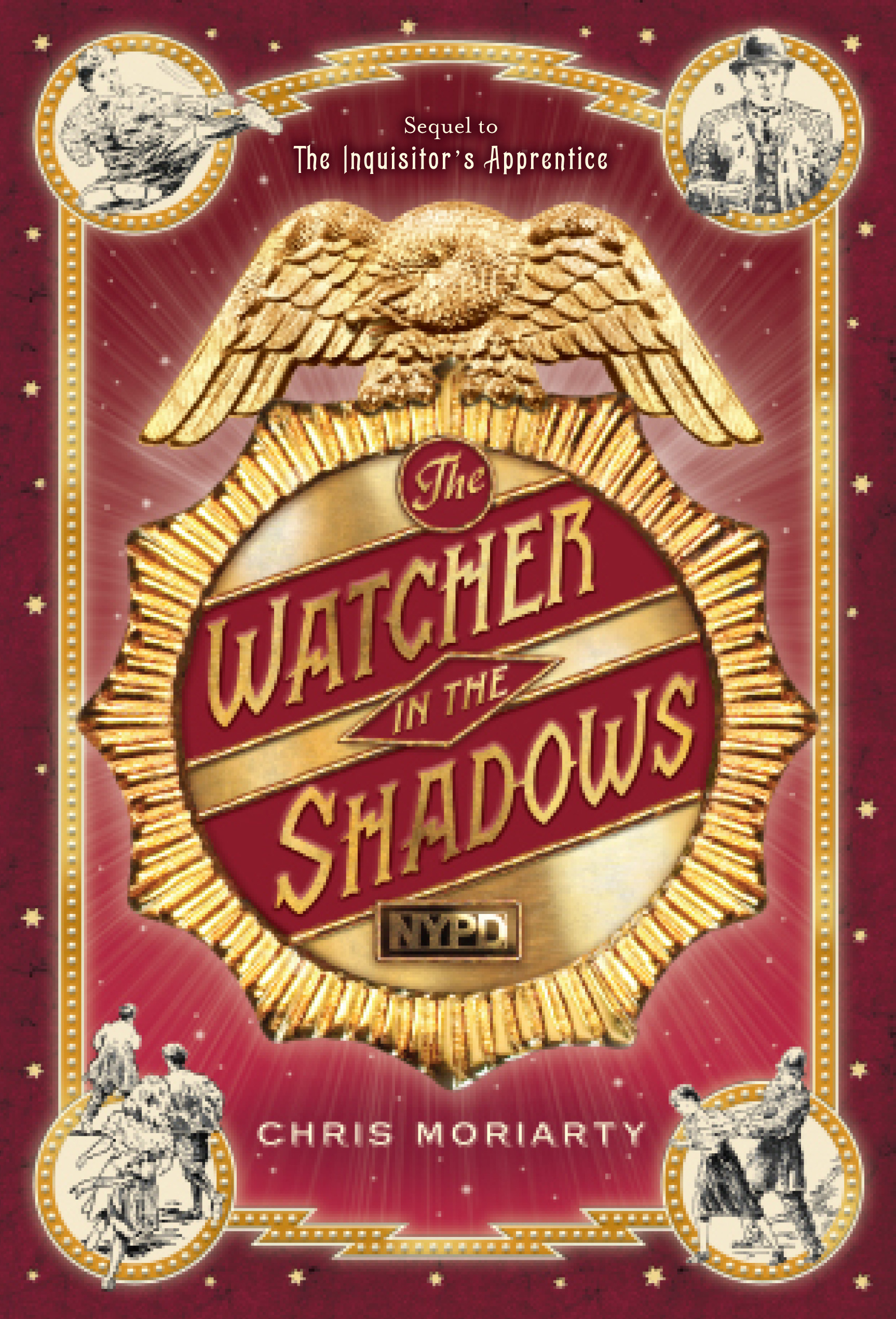 The Watcher in the Shadows-9780547466323