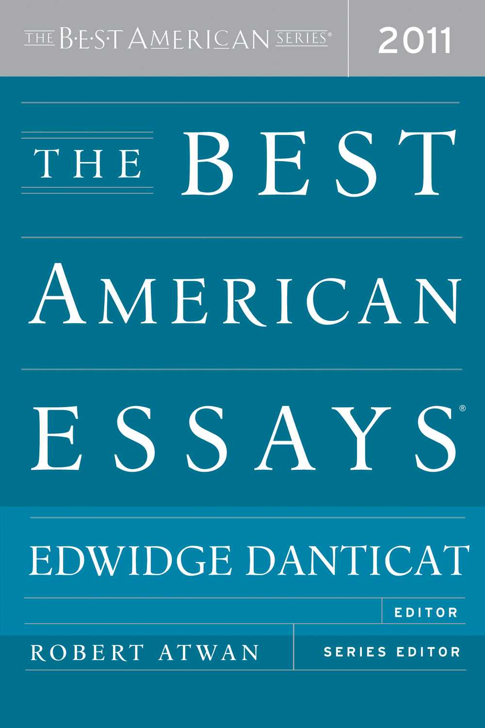 The Best American Essays 2011-9780547479774
