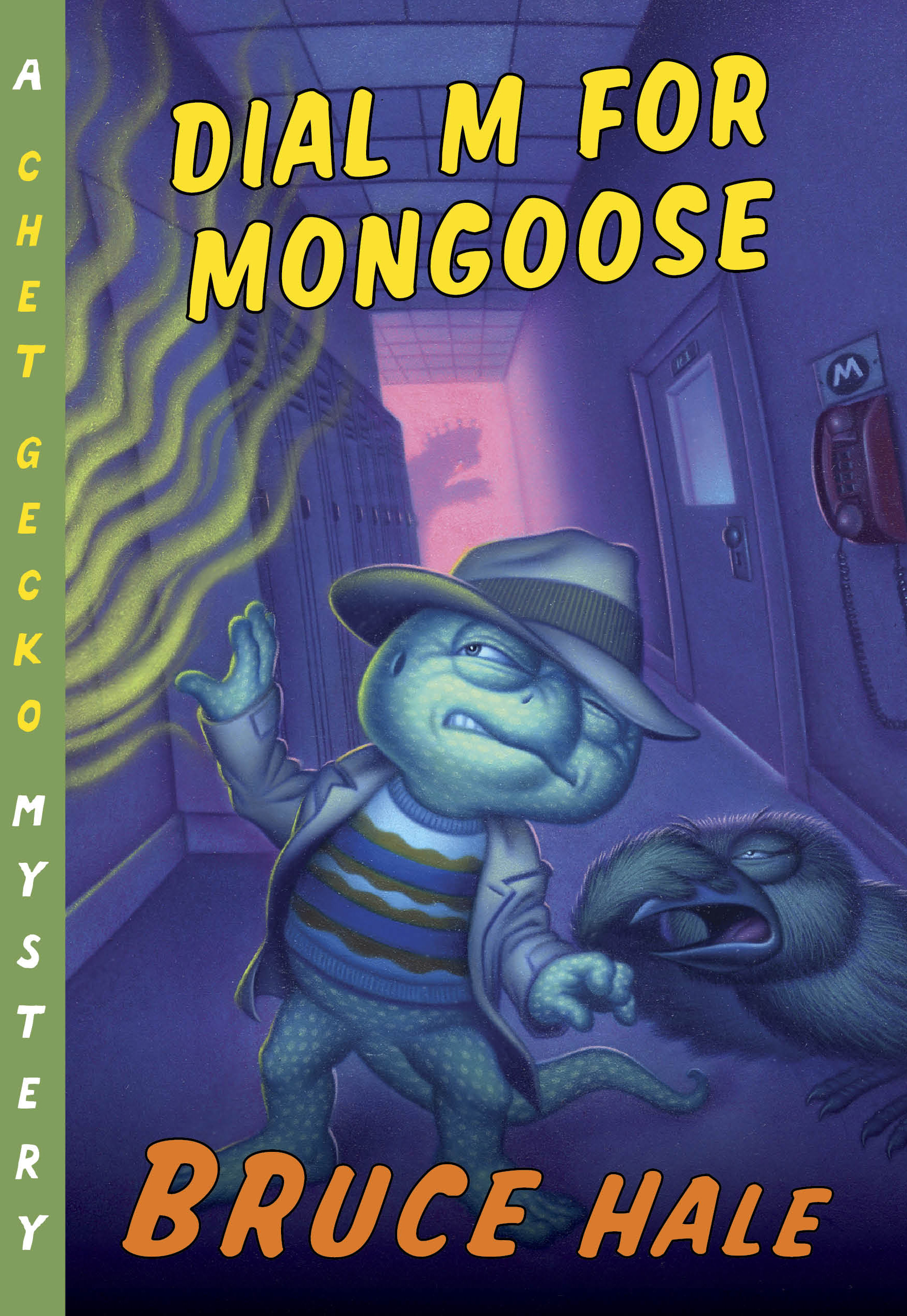 Dial M for Mongoose-9780547480794