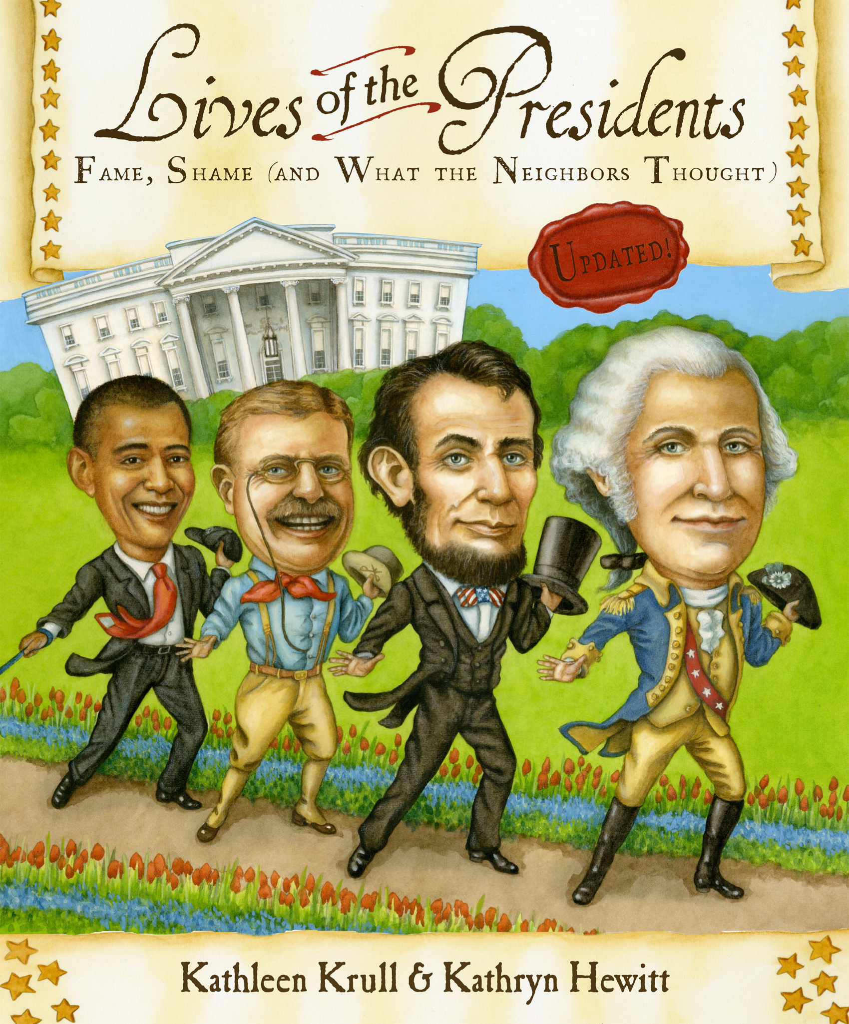 Lives of the Presidents-9780547498096